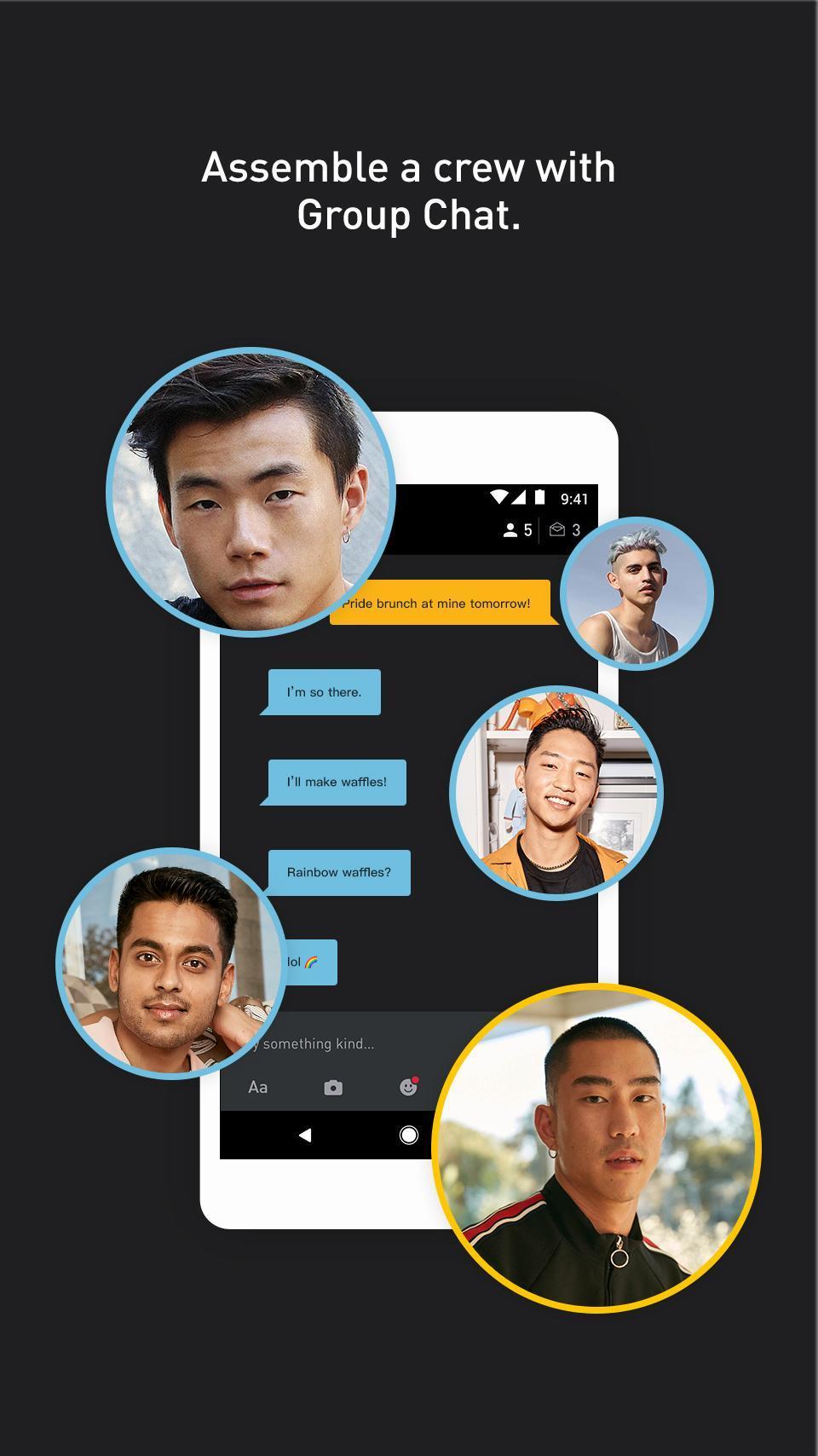Grindr Gay chat 6.24.0 Screenshot 5