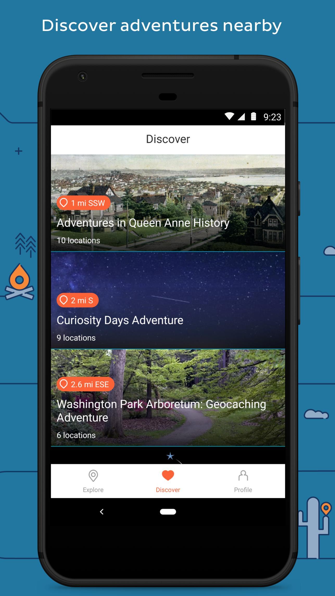 Adventure Lab 1.2.21 Screenshot 2
