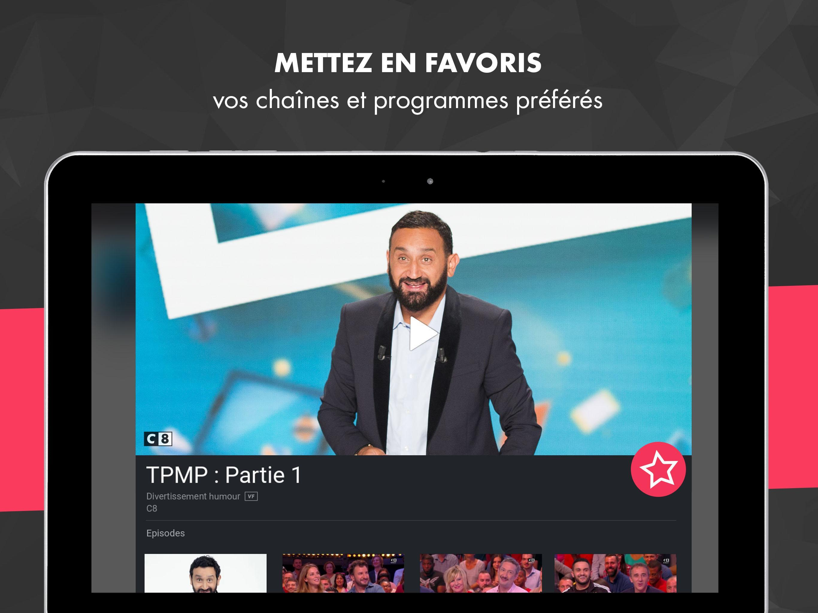 myCANAL, vos programmes en live ou en replay 4.4.2 Screenshot 12