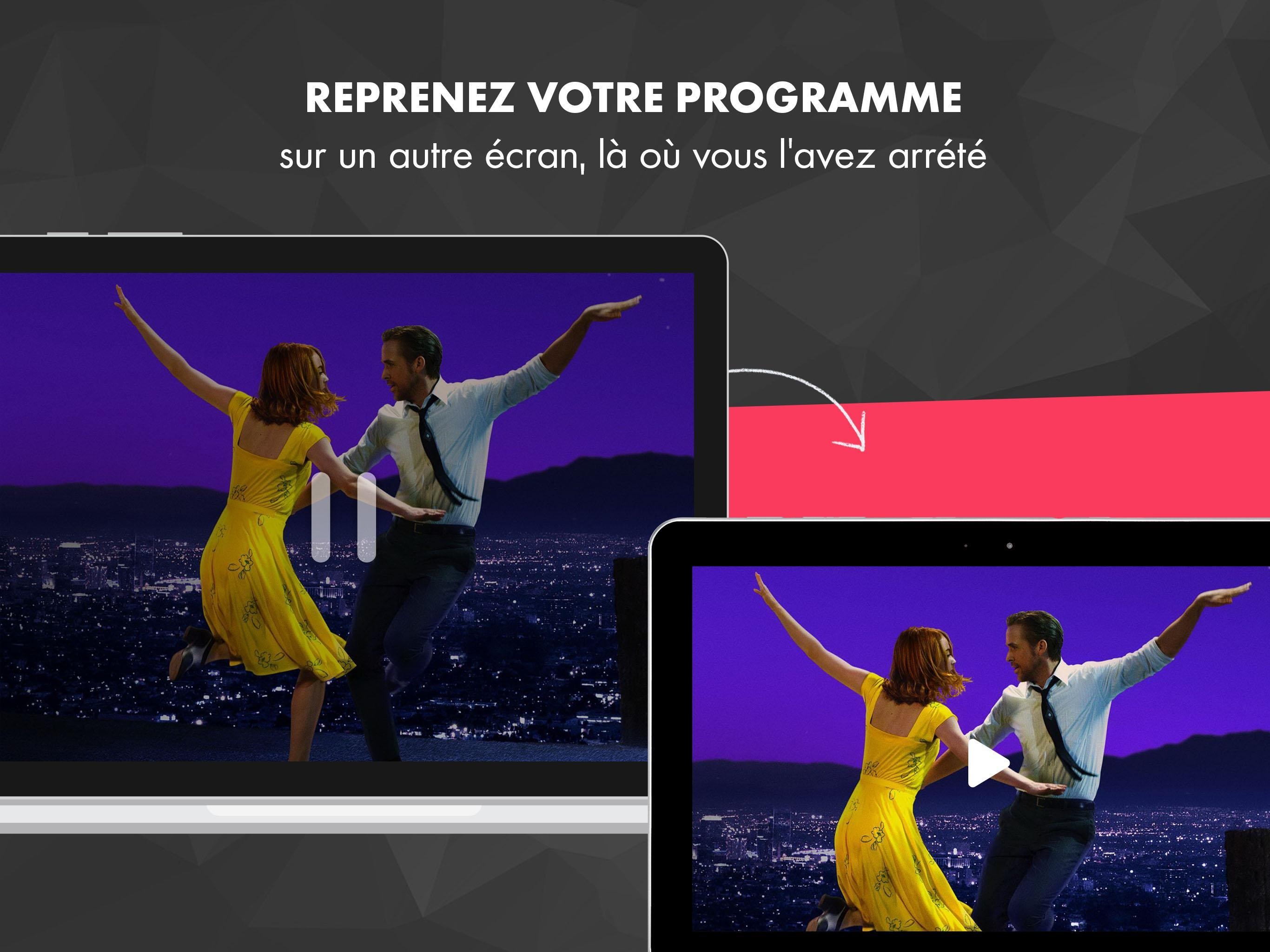myCANAL, vos programmes en live ou en replay 4.4.2 Screenshot 13