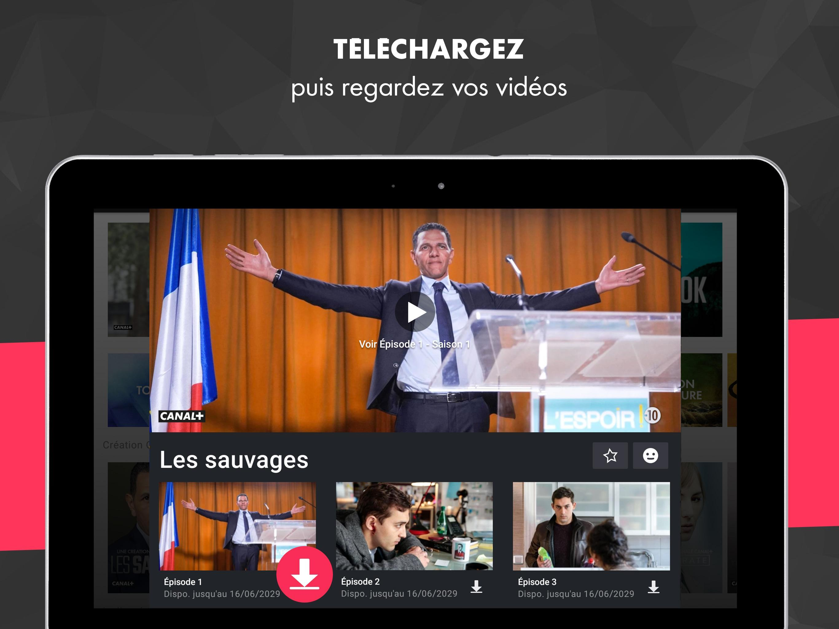 myCANAL, vos programmes en live ou en replay 4.4.2 Screenshot 19