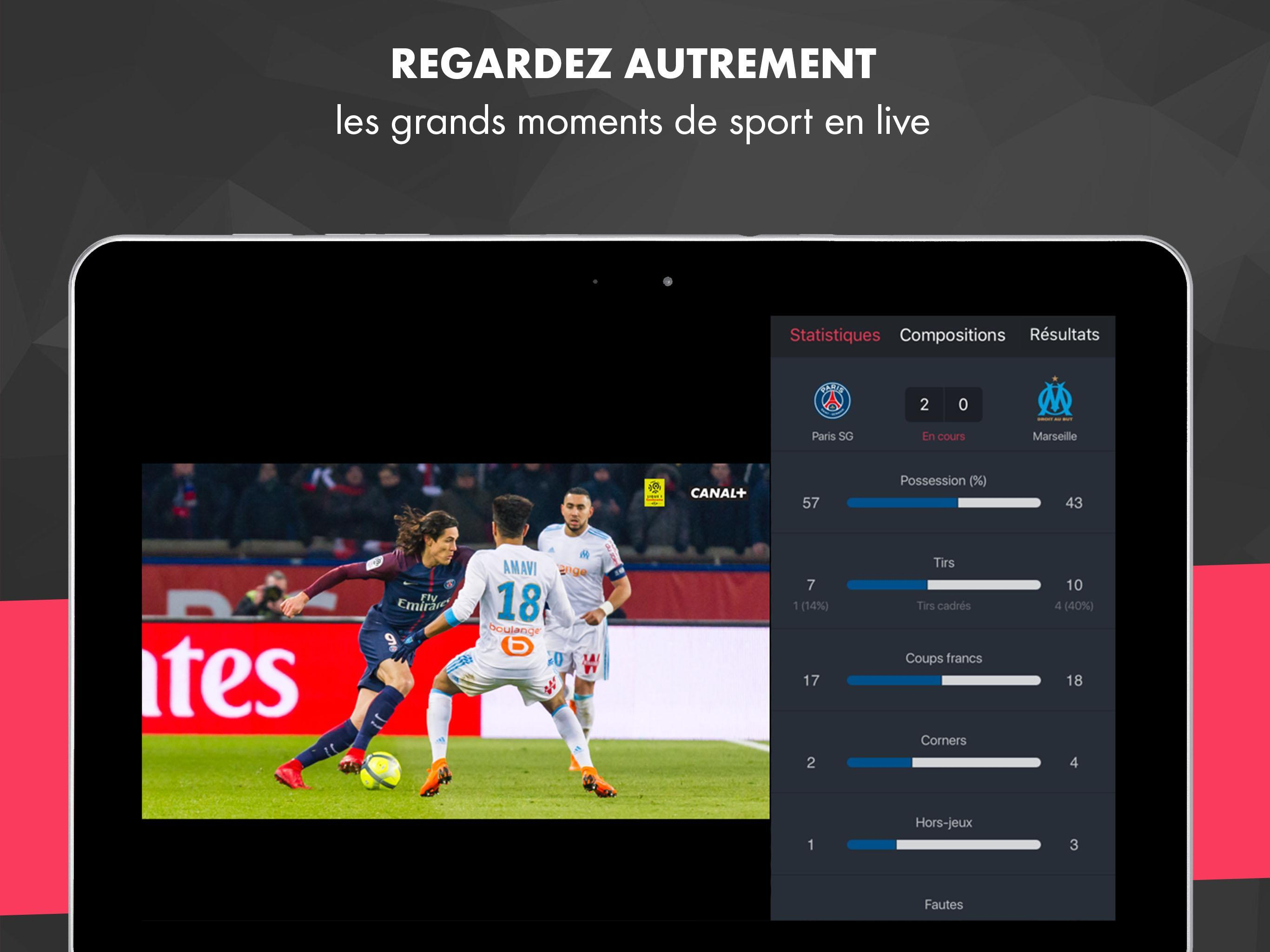 myCANAL, vos programmes en live ou en replay 4.4.2 Screenshot 9