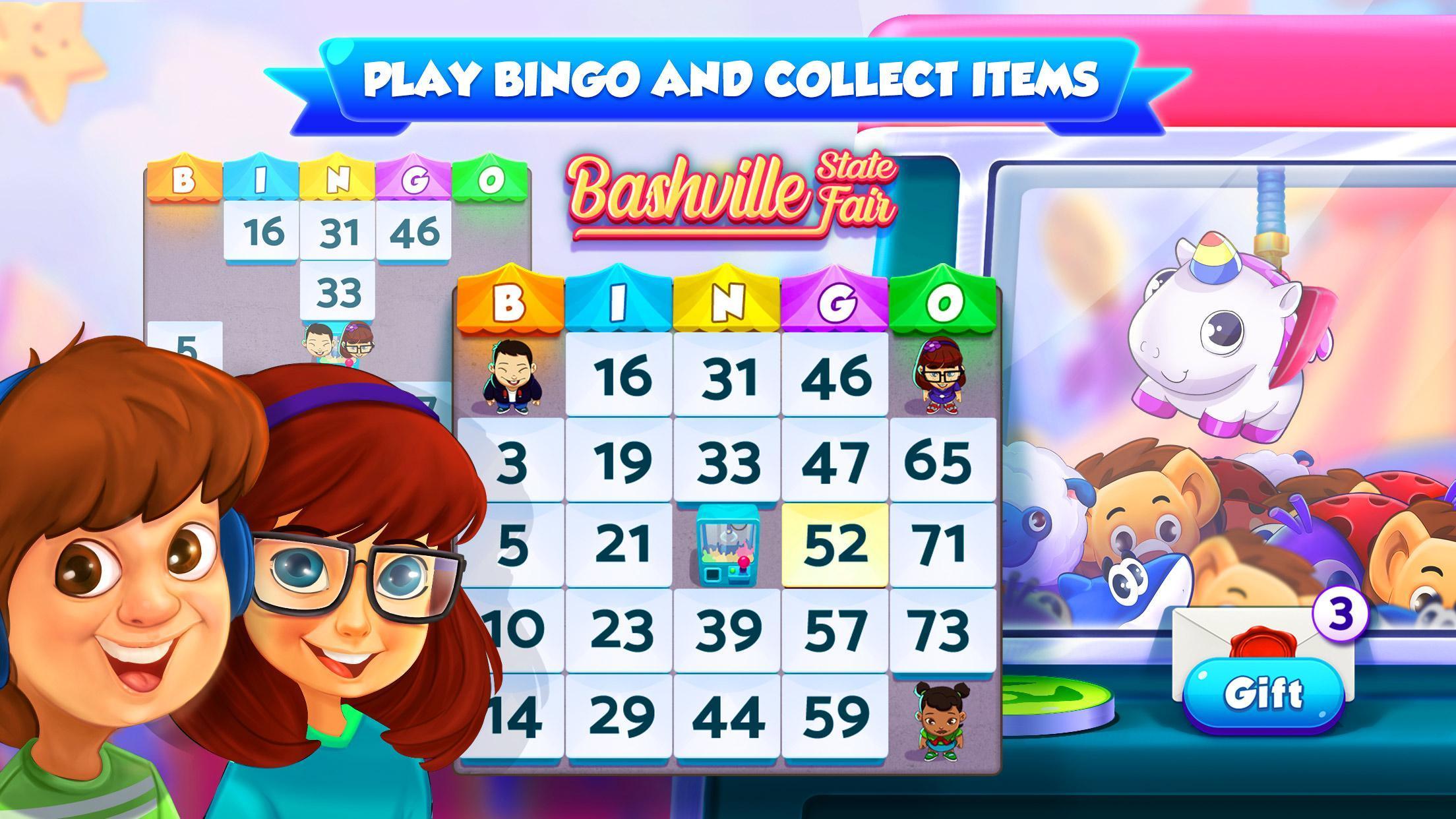 Bingo Bash Live Bingo Games & Free Slots By GSN 1.158.1 Screenshot 1