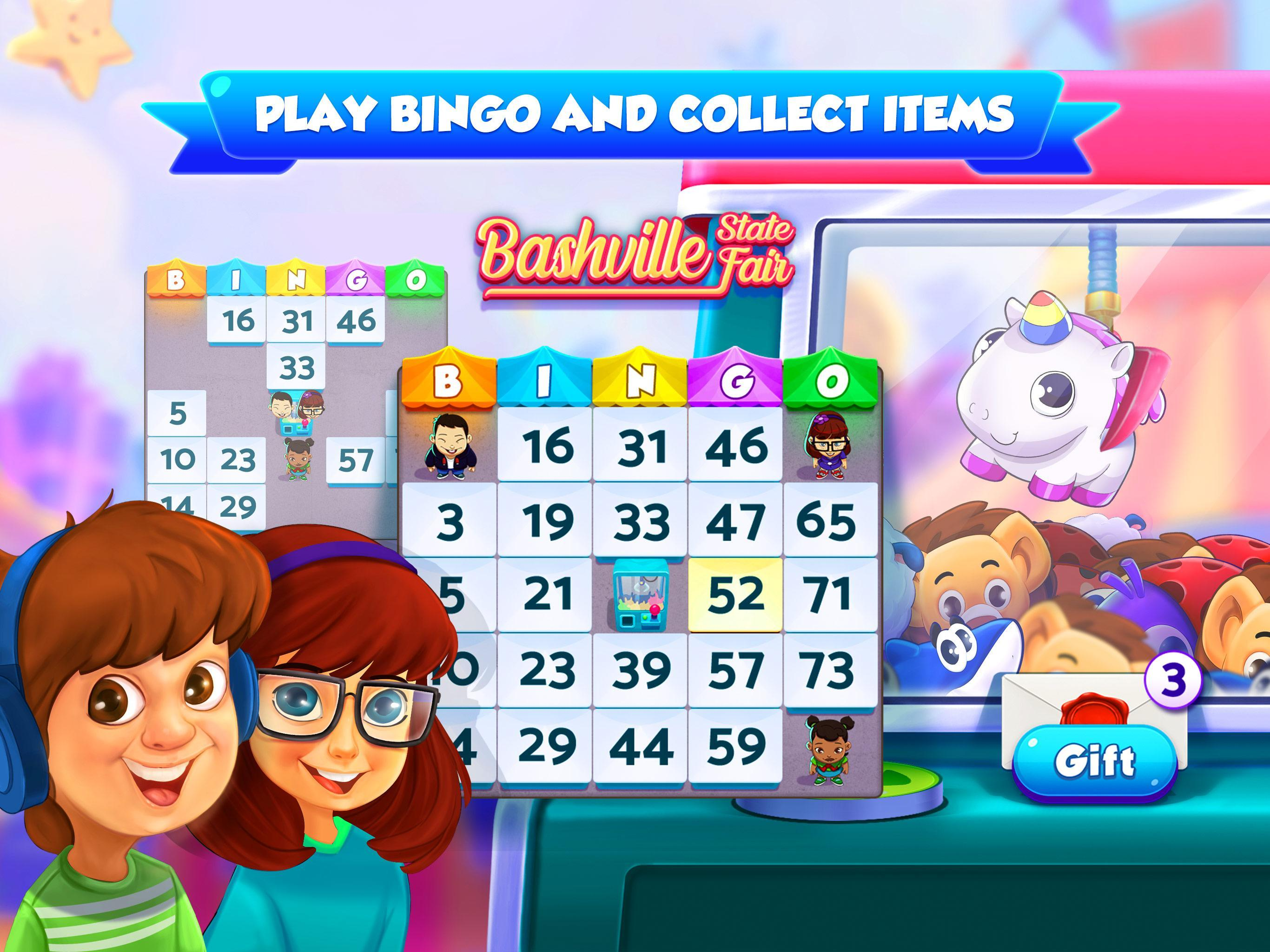 Bingo Bash Live Bingo Games & Free Slots By GSN 1.158.1 Screenshot 17