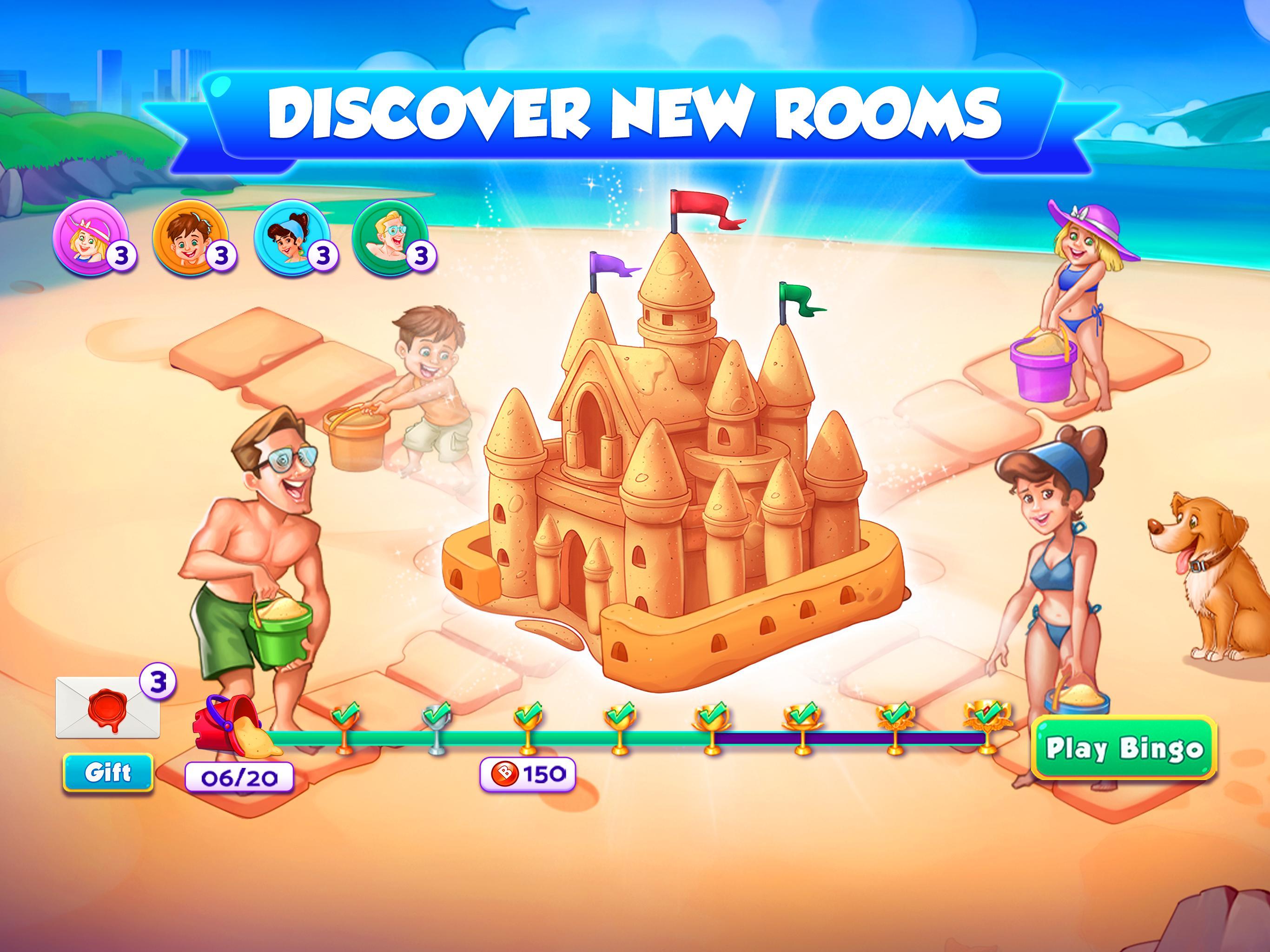Bingo Bash Live Bingo Games & Free Slots By GSN 1.158.1 Screenshot 19