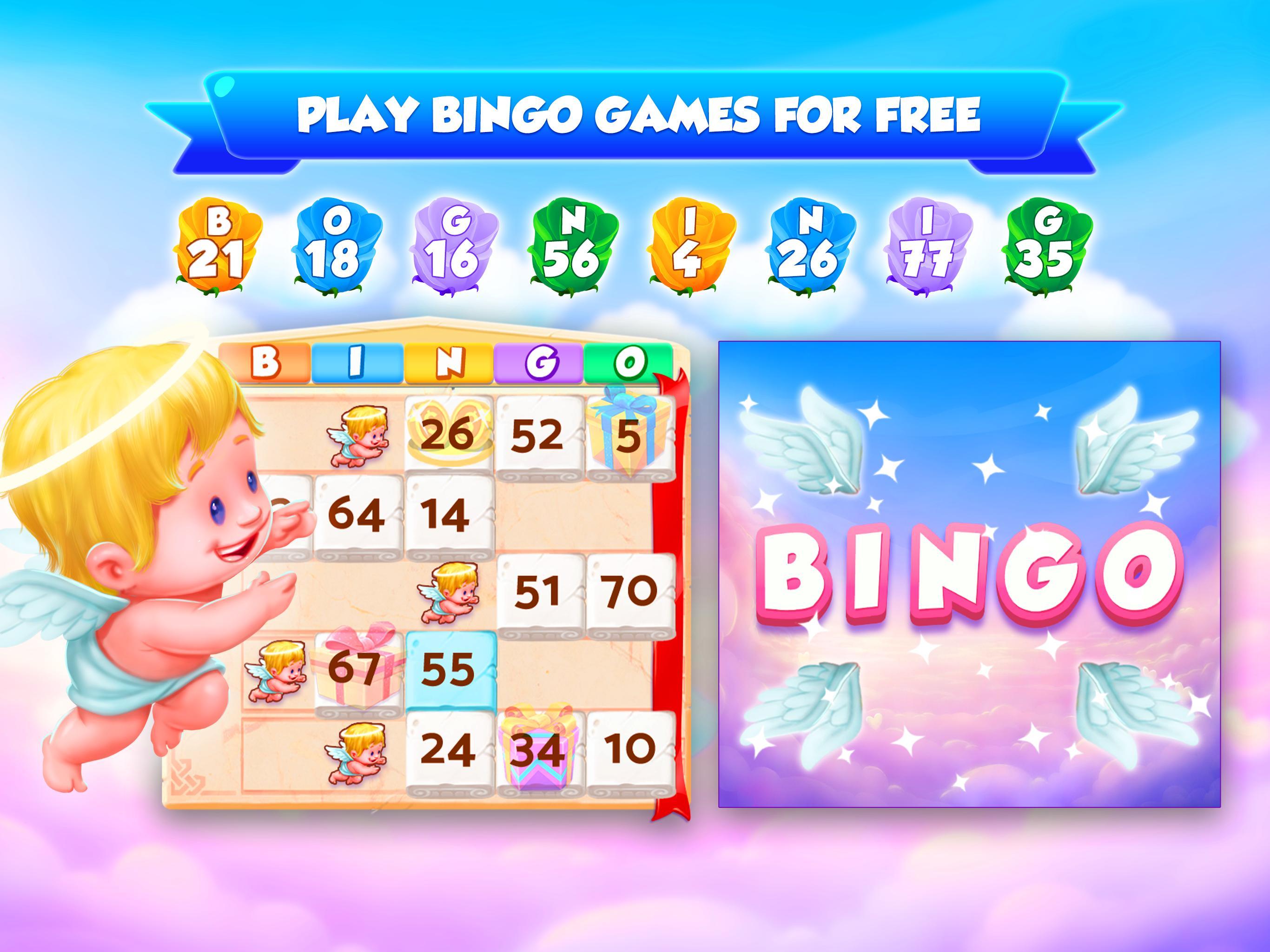 Bingo Bash Live Bingo Games & Free Slots By GSN 1.158.1 Screenshot 20