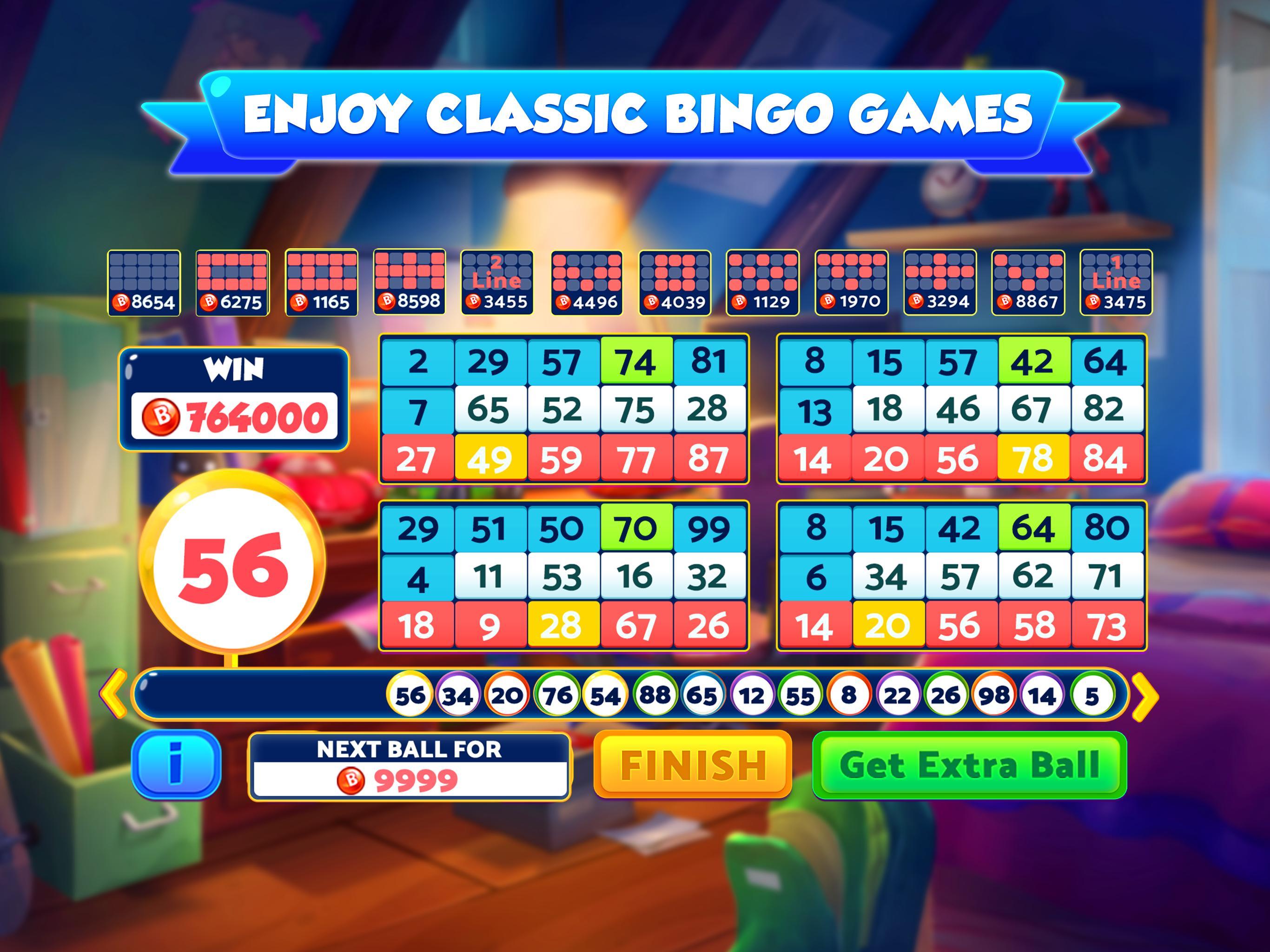 Bingo Bash Live Bingo Games & Free Slots By GSN 1.158.1 Screenshot 21