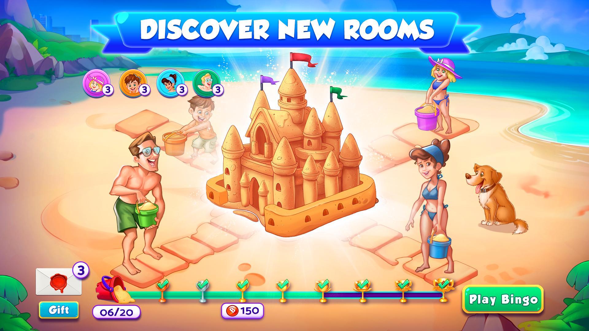 Bingo Bash Live Bingo Games & Free Slots By GSN 1.158.1 Screenshot 3