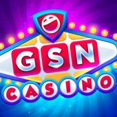 GSN Casino Play casino games- slots, poker, bingo app icon