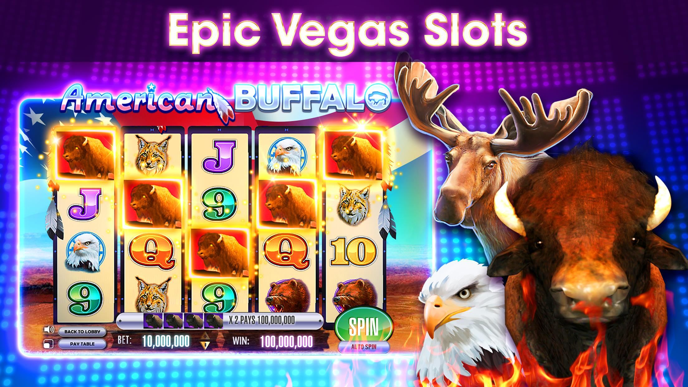 GSN Casino Play casino games- slots, poker, bingo 4.16.1 Screenshot 4