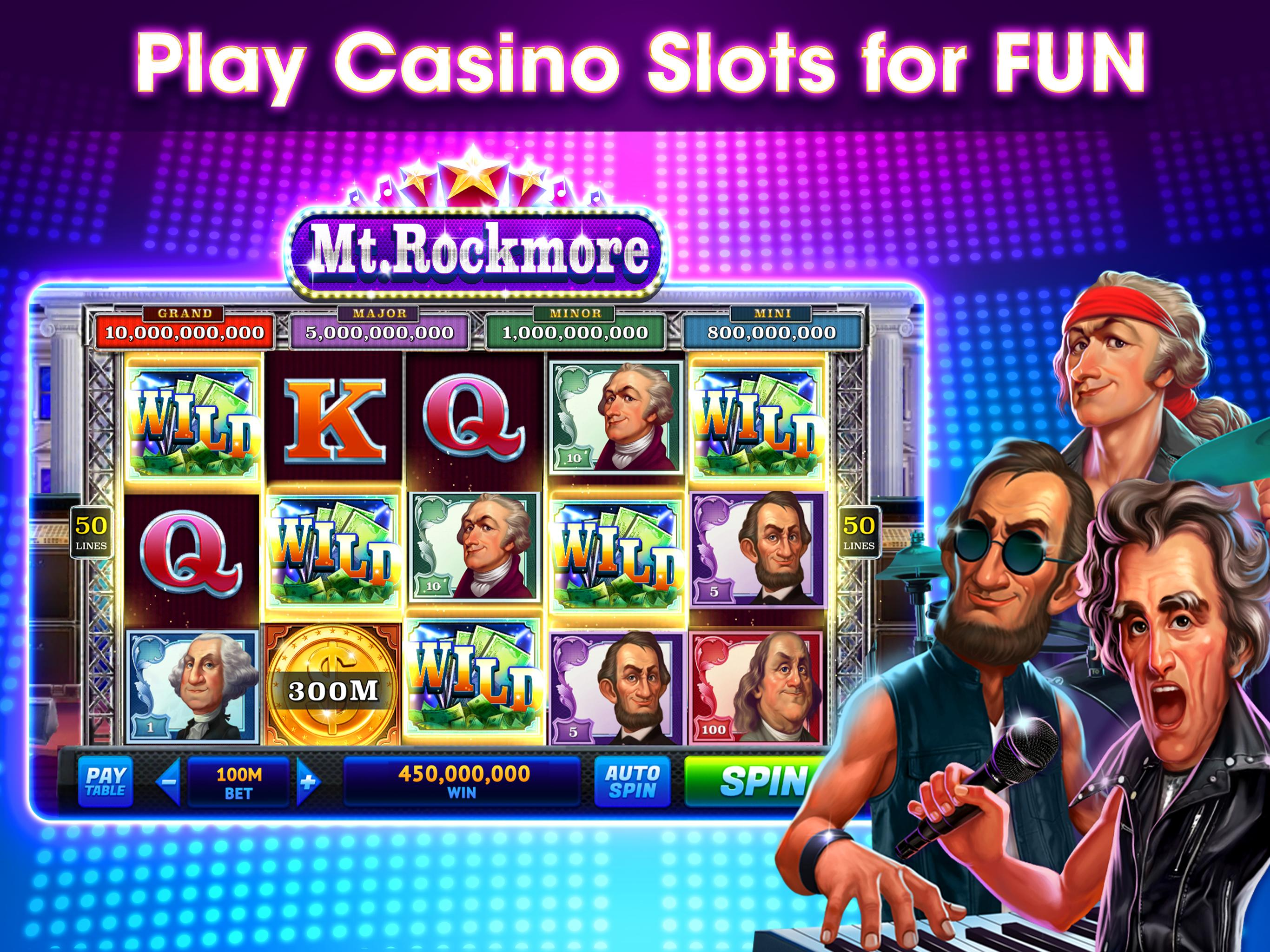 GSN Casino Play casino games- slots, poker, bingo 4.16.1 Screenshot 6