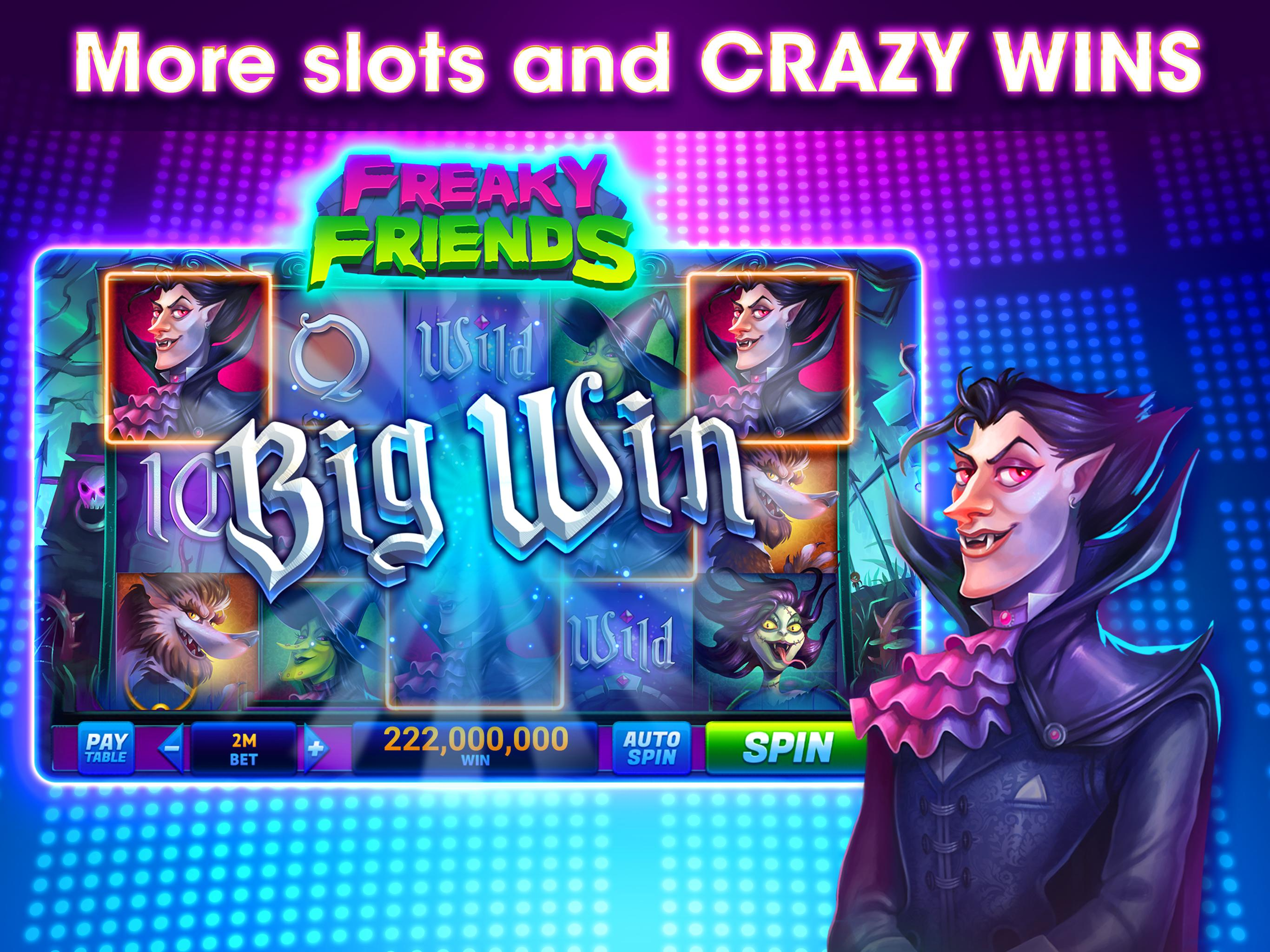 GSN Casino Play casino games- slots, poker, bingo 4.16.1 Screenshot 7