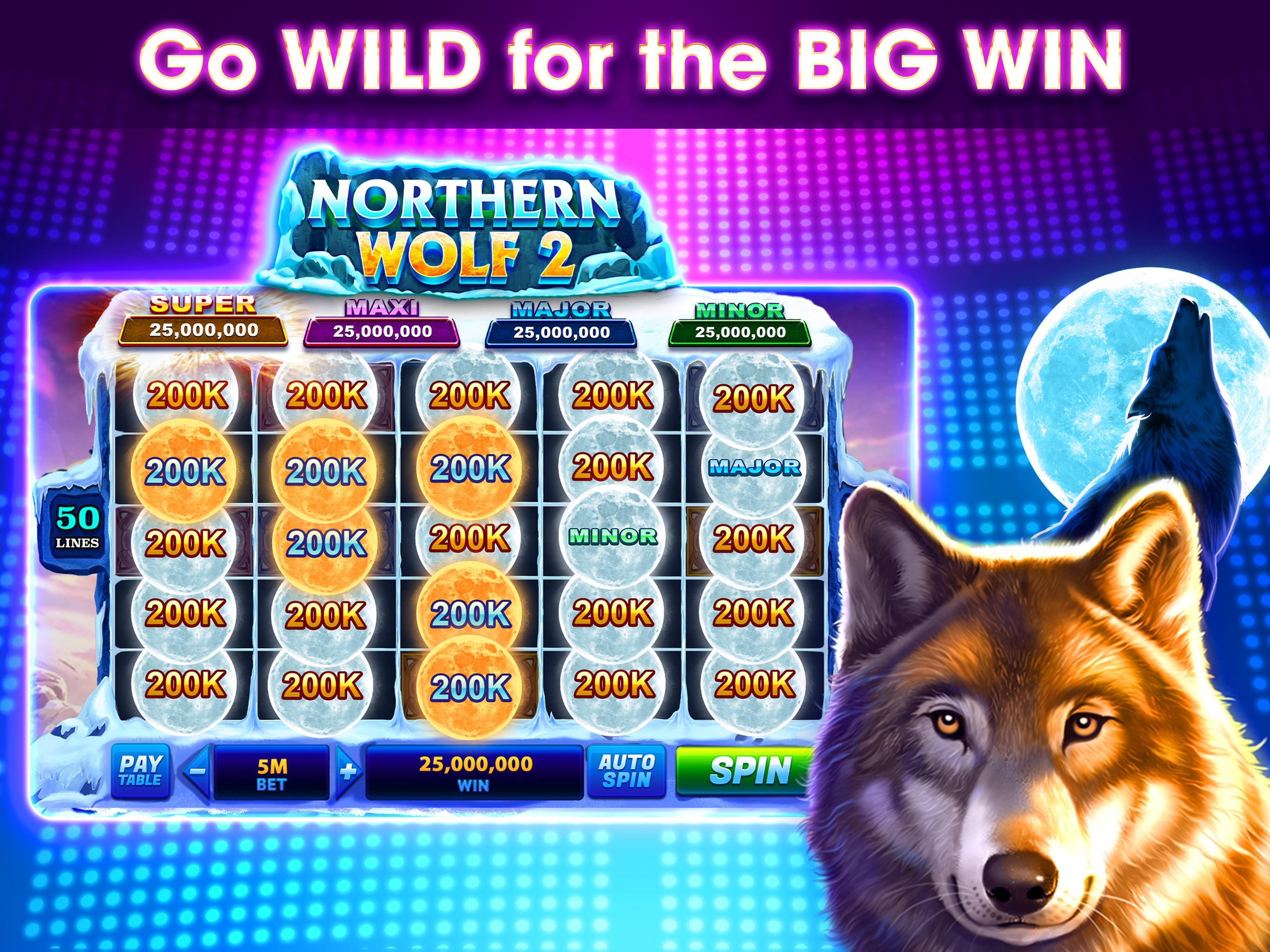 GSN Casino Play casino games- slots, poker, bingo 4.16.1 Screenshot 8
