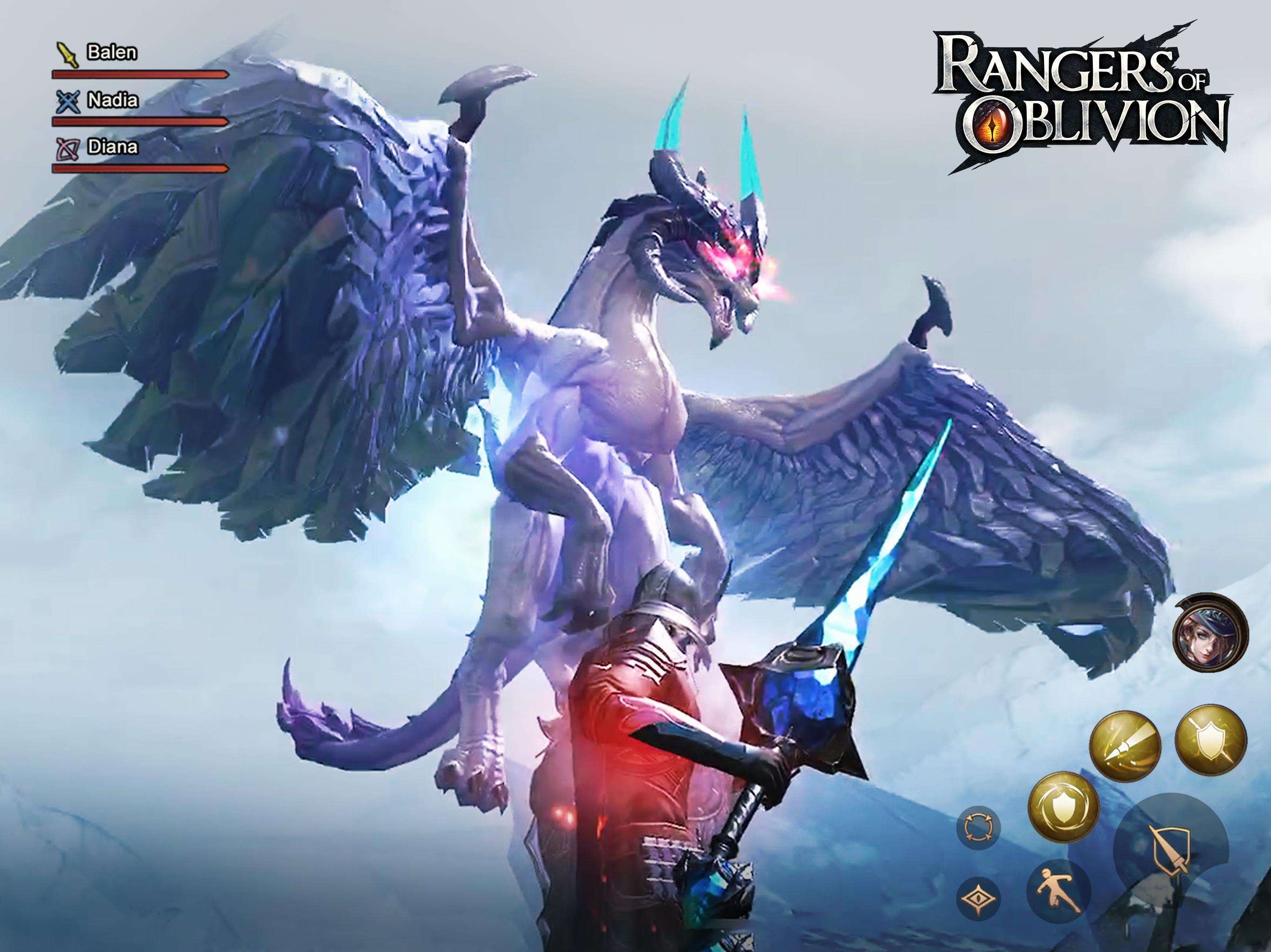 Rangers of Oblivion 1.3.3 Screenshot 11