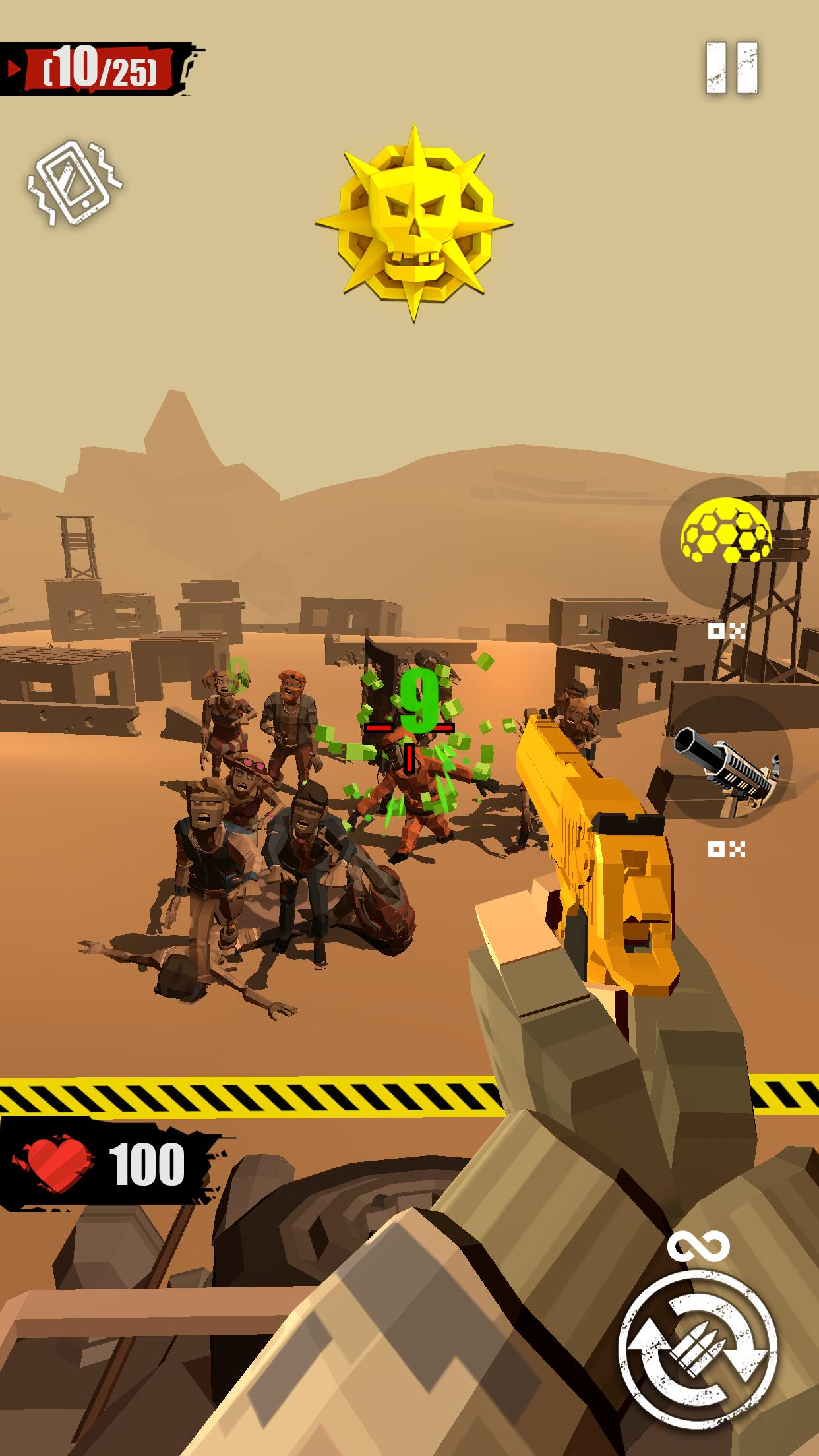 Merge Gun: Shoot Zombie 2.7.4 Screenshot 2