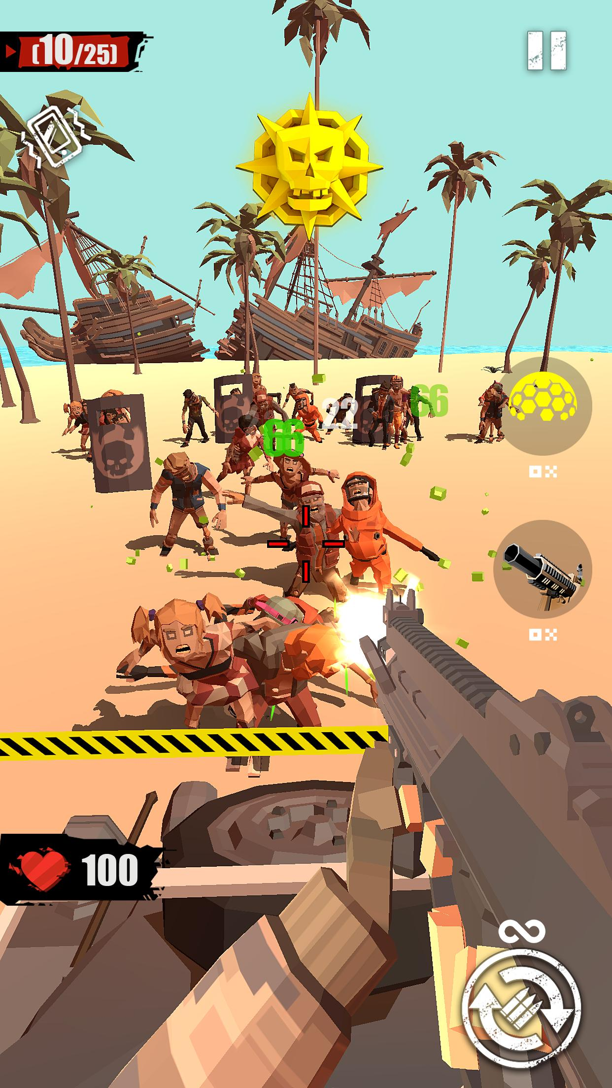 Merge Gun: Shoot Zombie 2.7.4 Screenshot 5