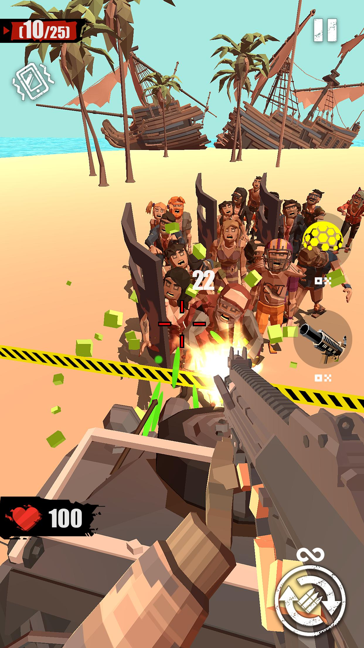 Merge Gun: Shoot Zombie 2.7.4 Screenshot 6