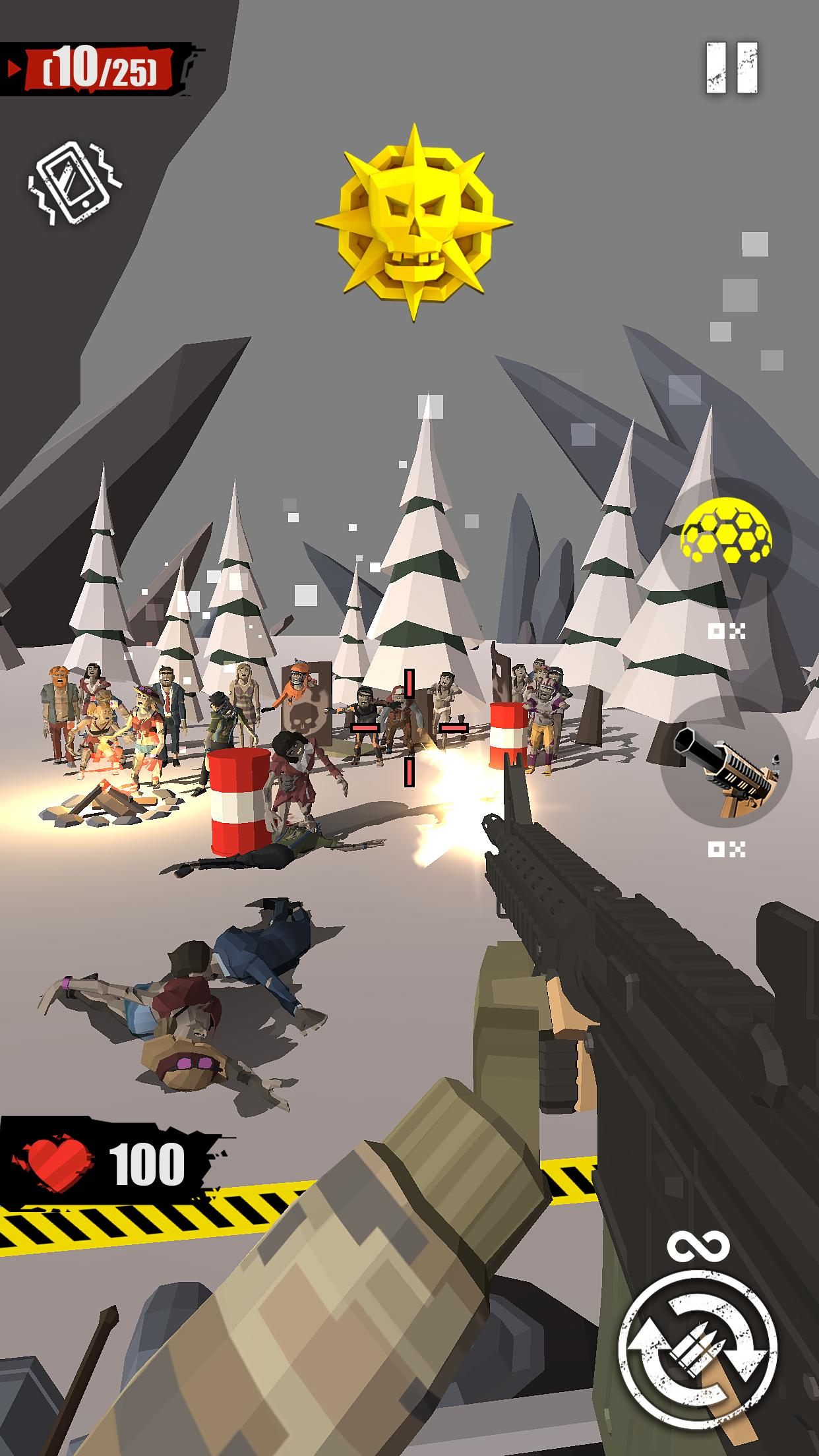Merge Gun: Shoot Zombie 2.7.4 Screenshot 7