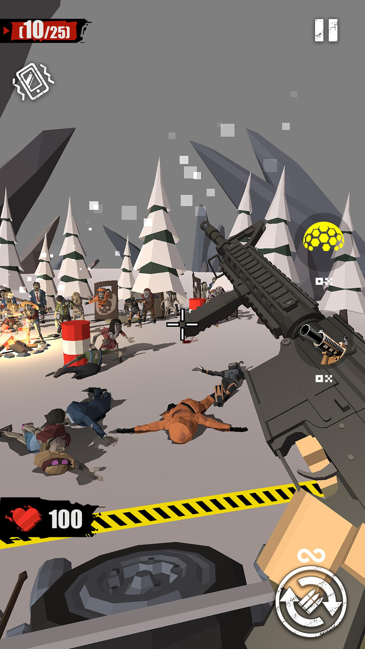 Merge Gun: Shoot Zombie 2.7.4 Screenshot 8