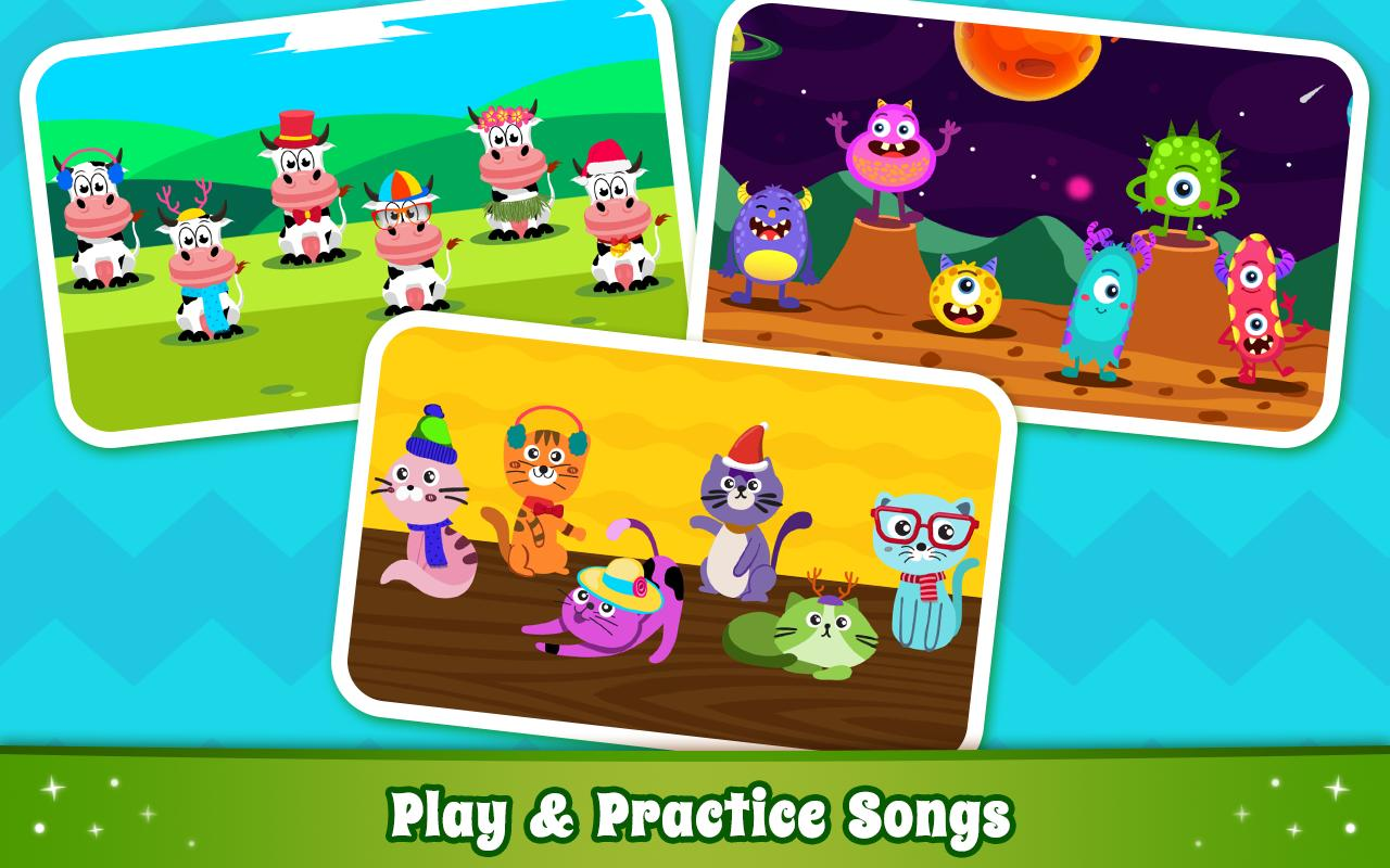 Baby Piano Games & Music for Kids & Toddlers Free 4.0 Screenshot 13