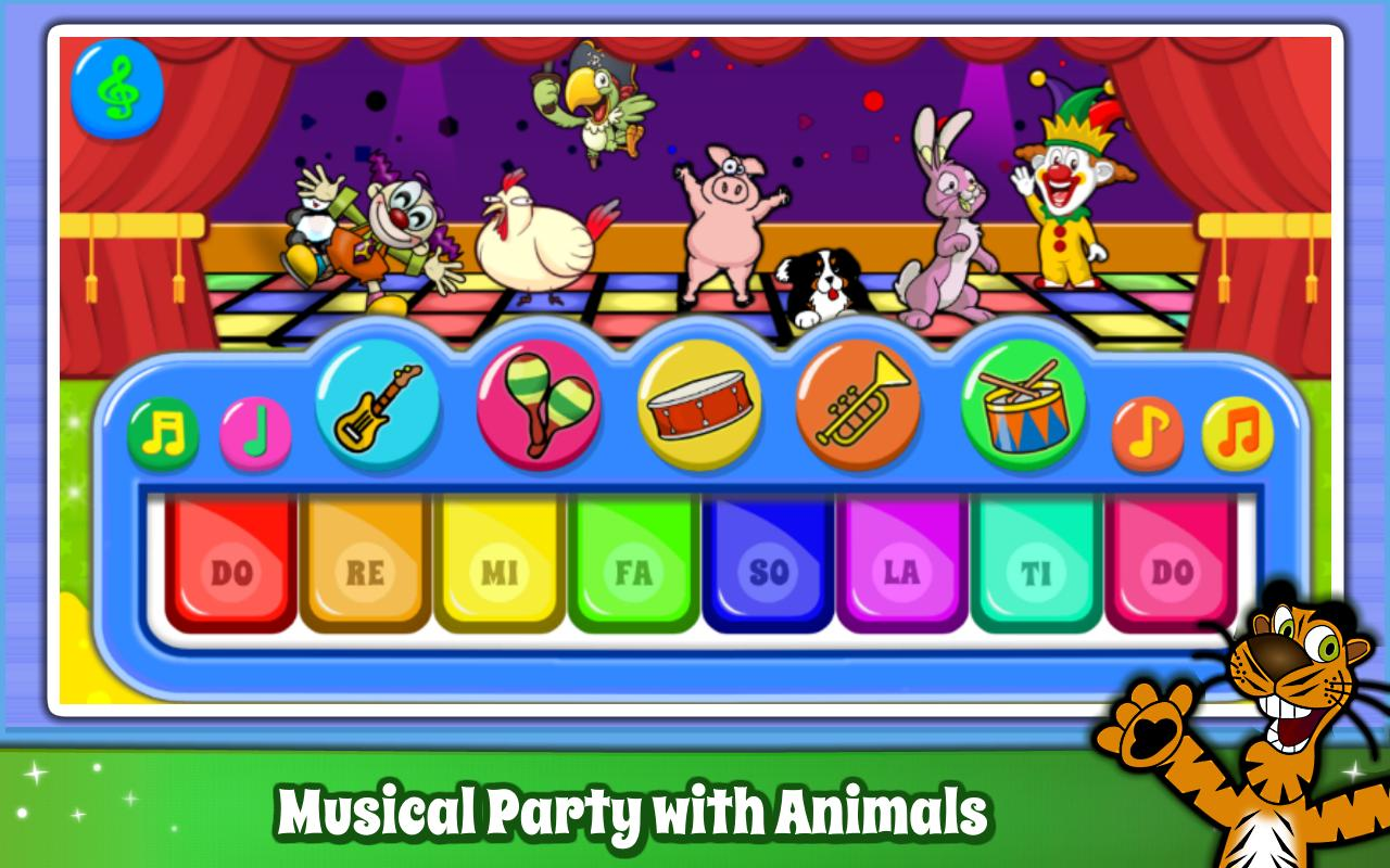 Baby Piano Games & Music for Kids & Toddlers Free 4.0 Screenshot 20