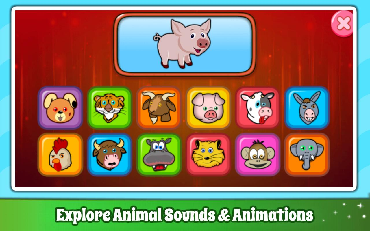 Baby Piano Games & Music for Kids & Toddlers Free 4.0 Screenshot 6