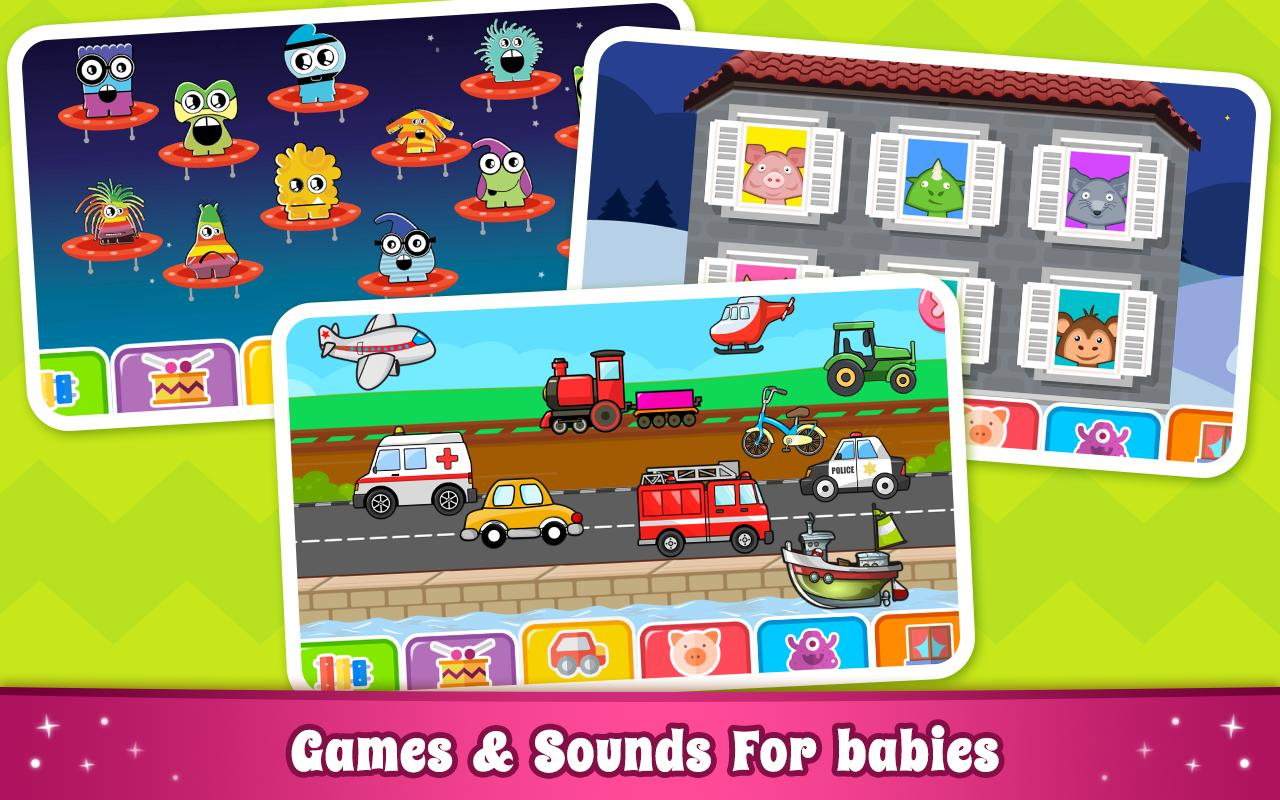 Baby Piano Games & Music for Kids & Toddlers Free 4.0 Screenshot 8