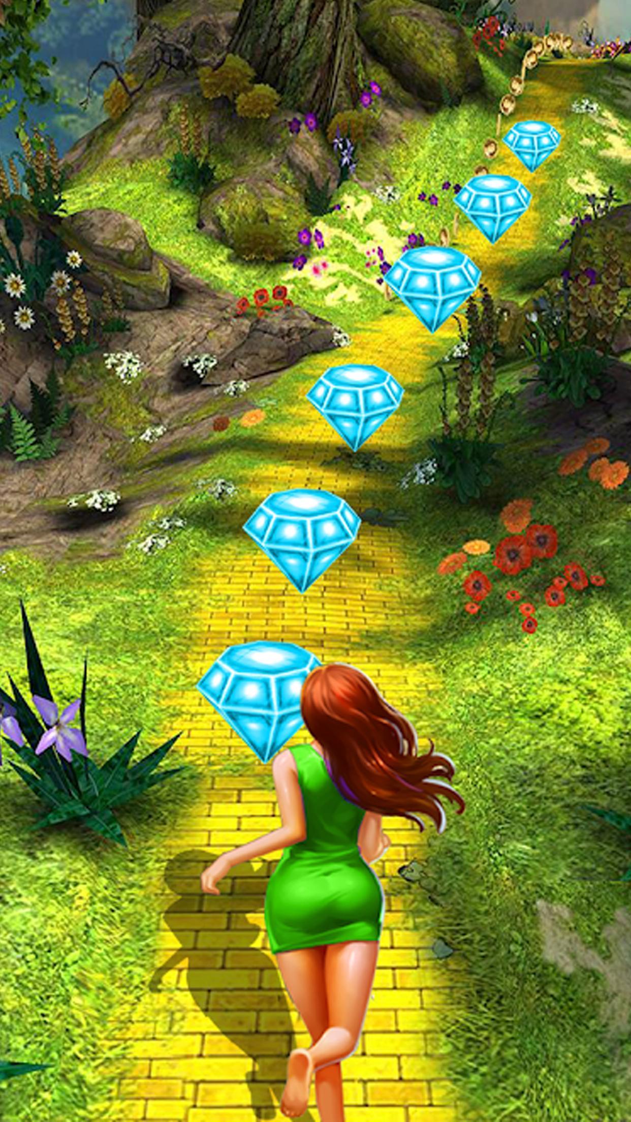 Subway Princess Jungle Adventure 6 Screenshot 1