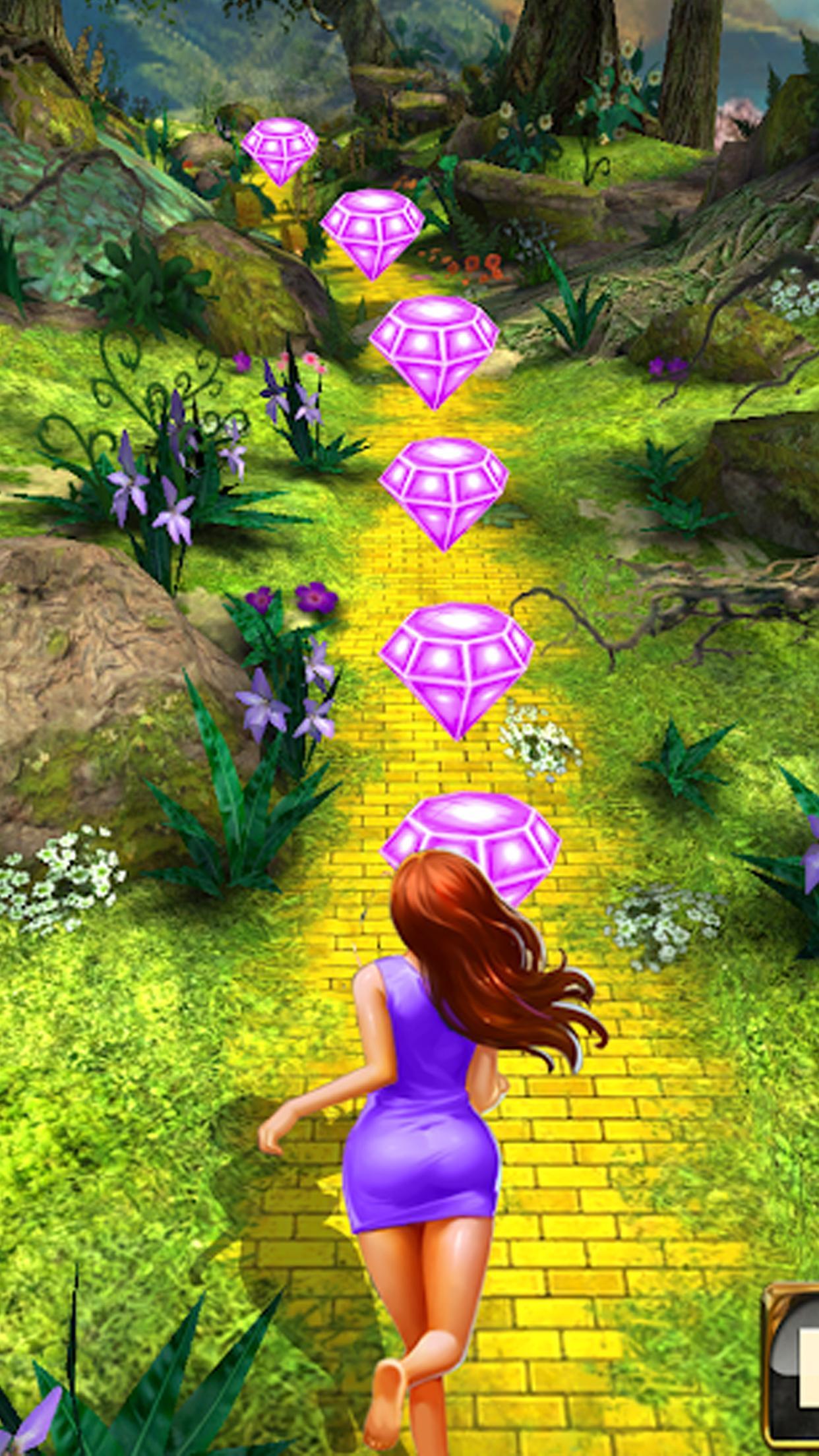 Subway Princess Jungle Adventure 6 Screenshot 2