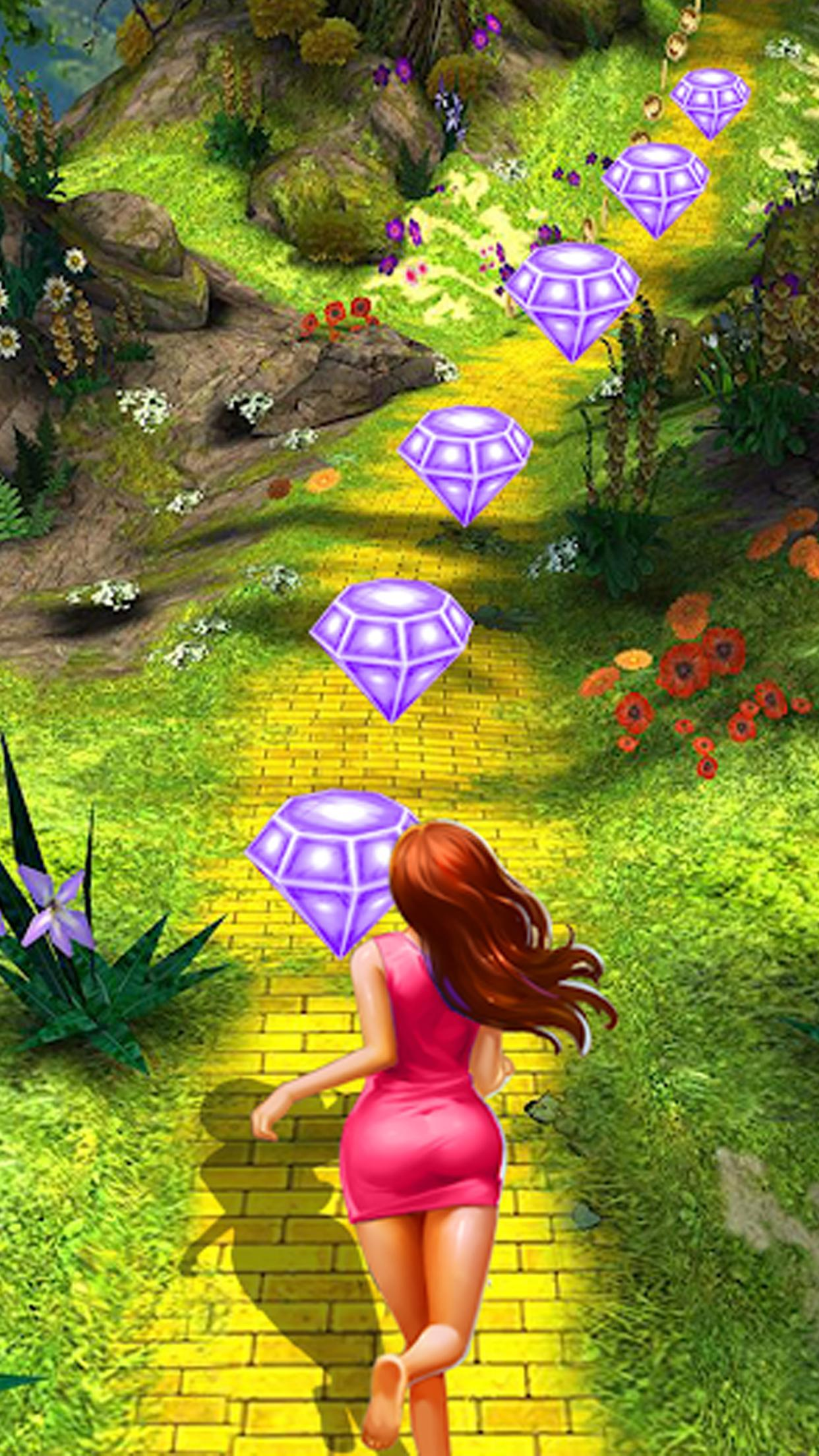 Subway Princess Jungle Adventure 6 Screenshot 3