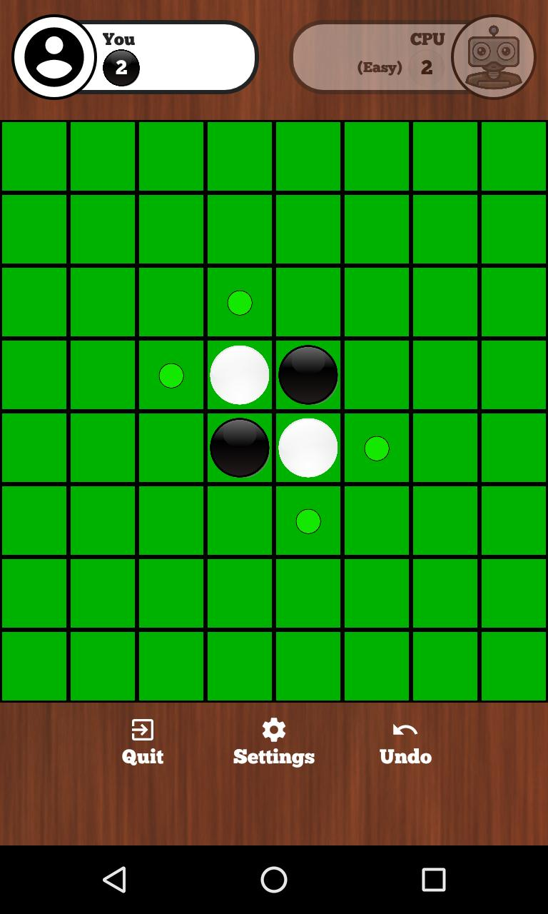Reversi Online - Duel friends online 129 Screenshot 1