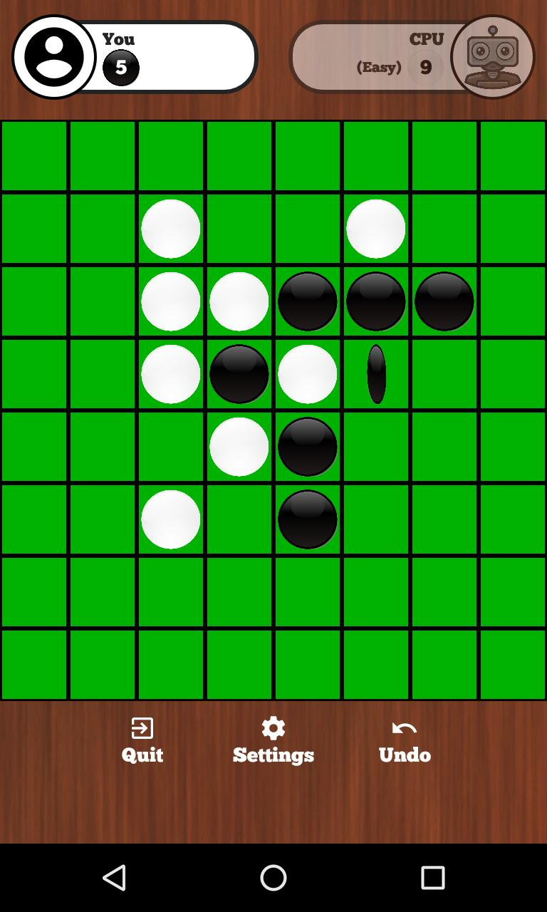 Reversi Online - Duel friends online 129 Screenshot 2