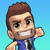 Magic Brick Wars Multiplayer Games app icon
