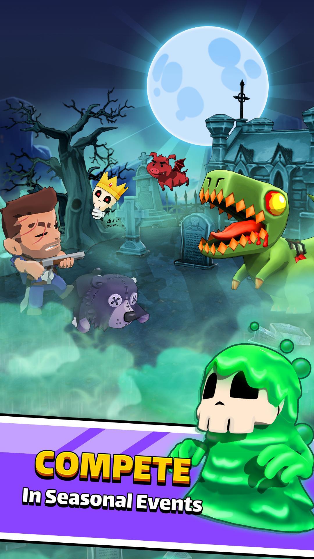 Magic Brick Wars Multiplayer Games 1.0.36 Screenshot 1