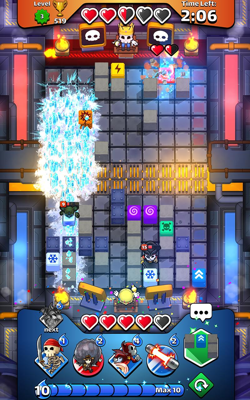 Magic Brick Wars Multiplayer Games 1.0.36 Screenshot 14