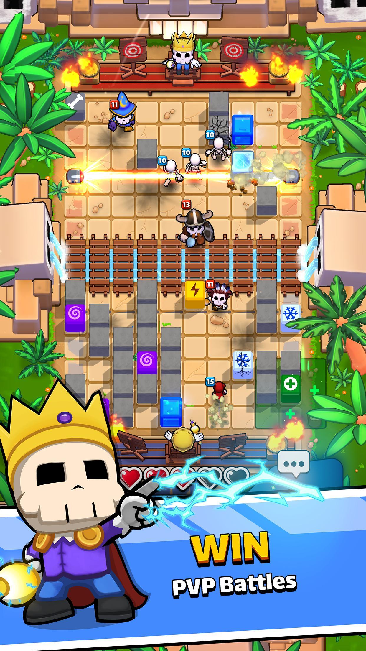 Magic Brick Wars Multiplayer Games 1.0.36 Screenshot 2