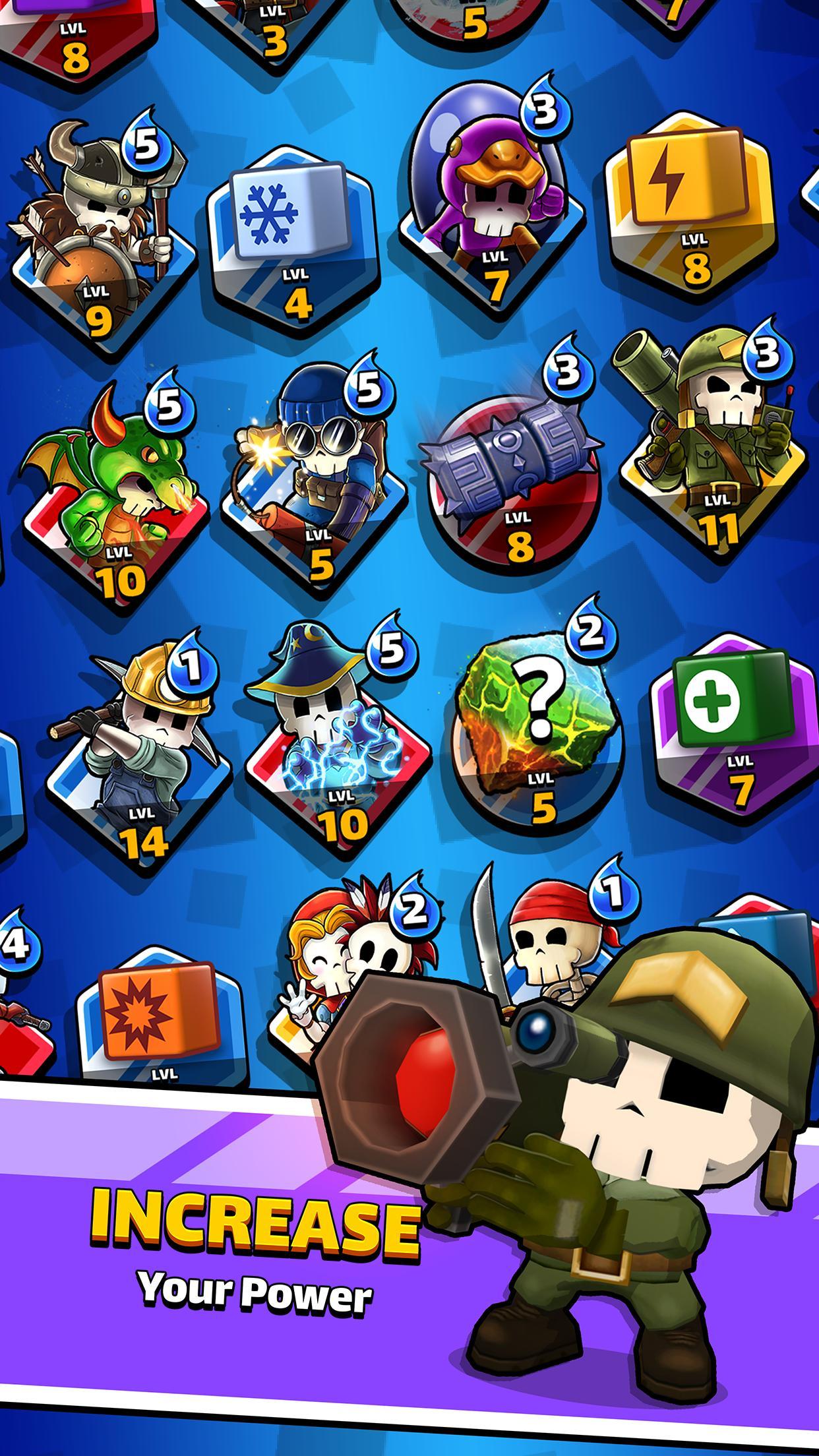 Magic Brick Wars Multiplayer Games 1.0.36 Screenshot 6