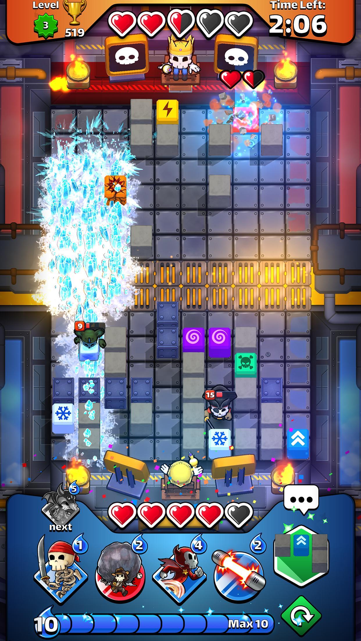 Magic Brick Wars Multiplayer Games 1.0.36 Screenshot 7