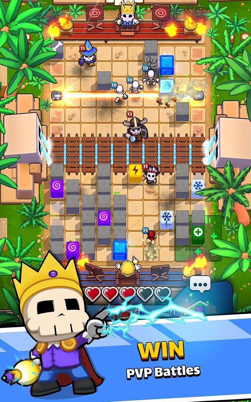 Magic Brick Wars Multiplayer Games 1.0.36 Screenshot 9