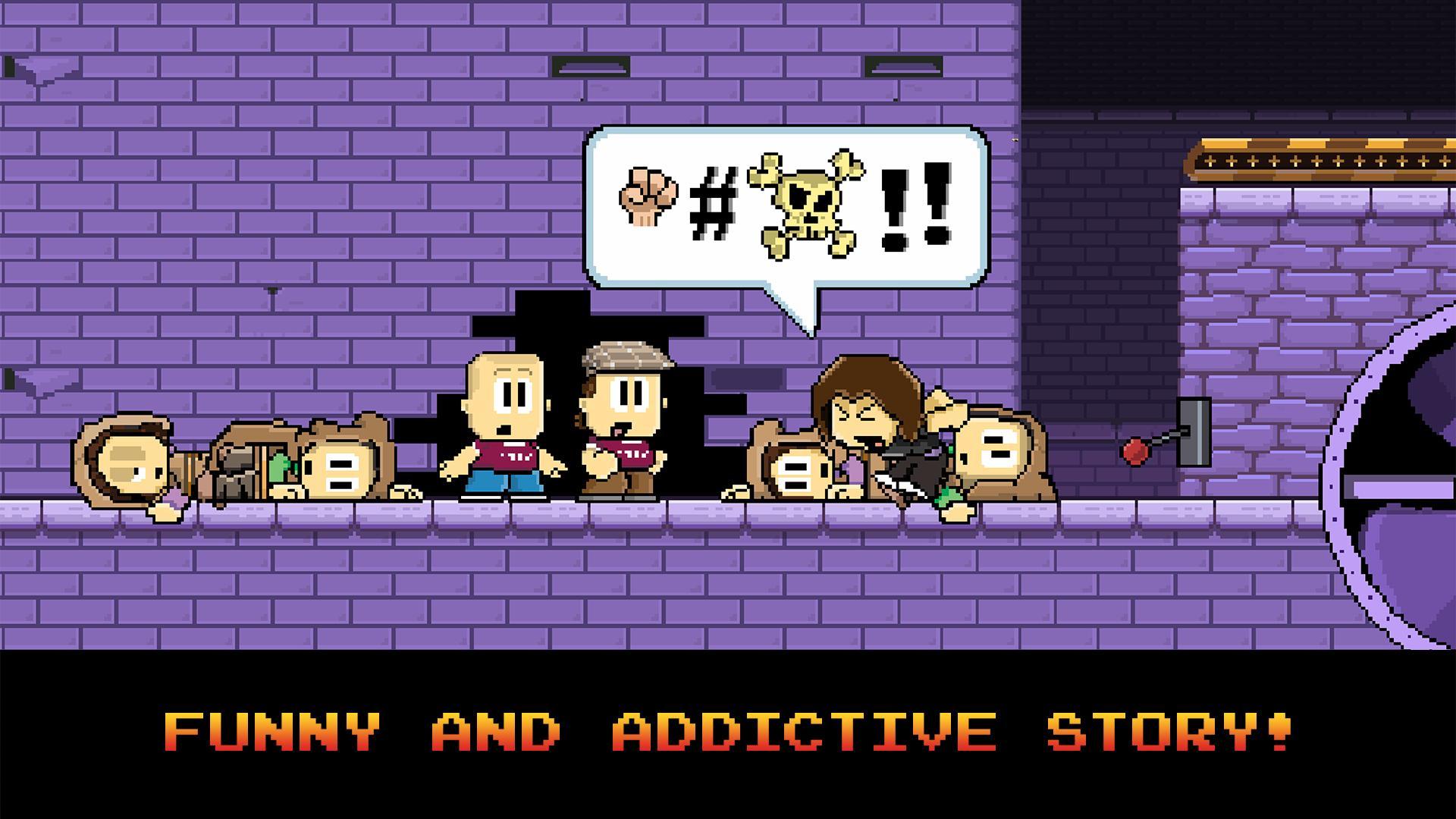 Dan the Man - Epic Action Games 1.6.14 Screenshot 17