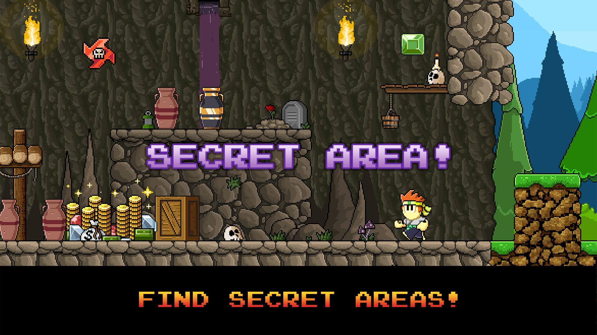 Dan the Man - Epic Action Games 1.6.14 Screenshot 3