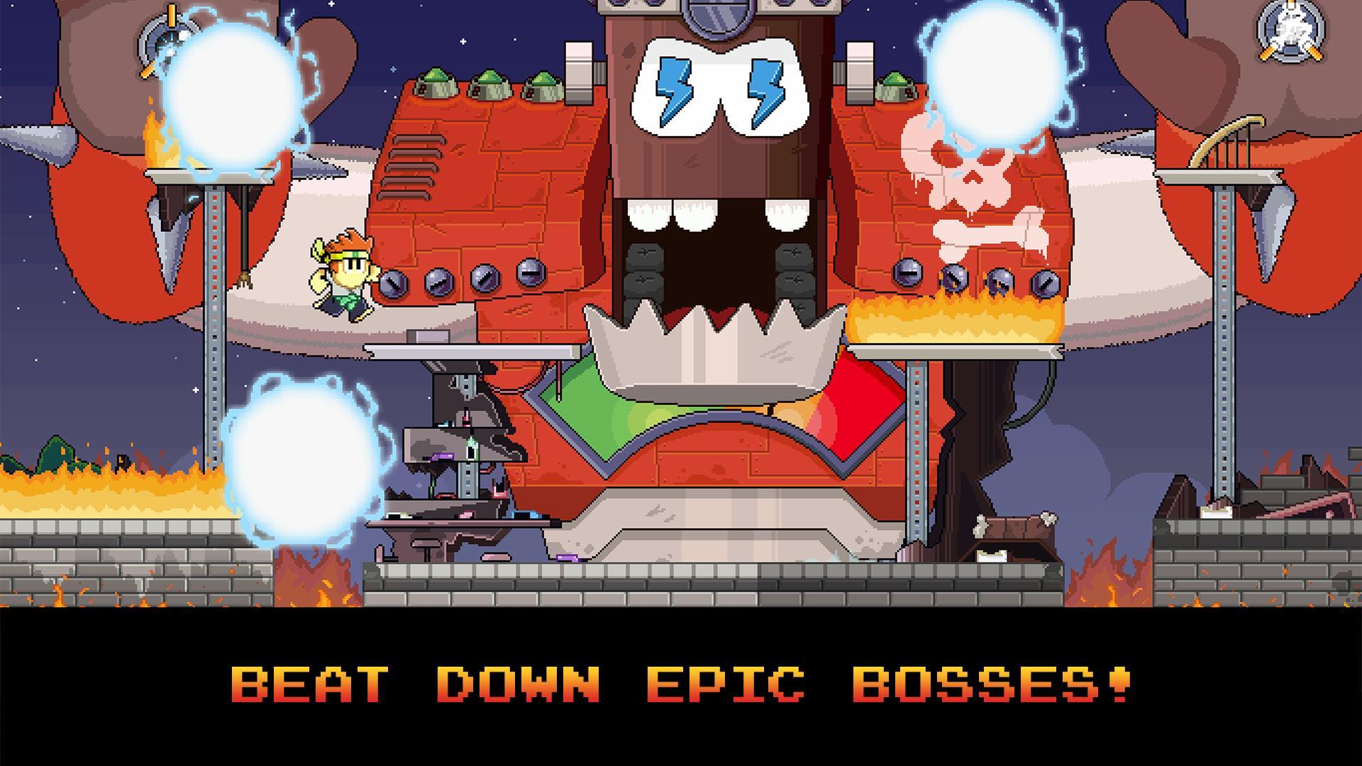 Dan the Man - Epic Action Games 1.6.14 Screenshot 4
