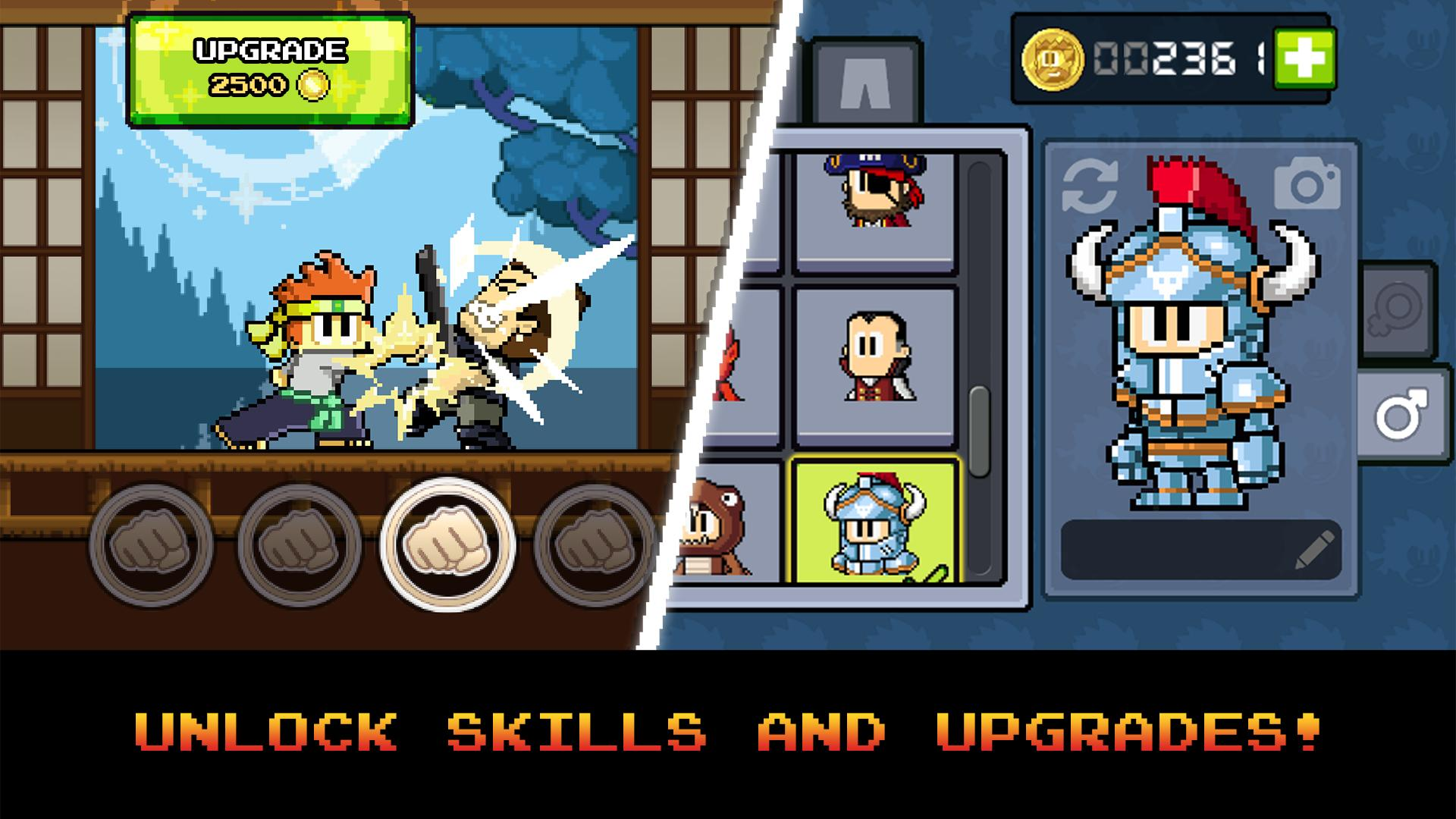 Dan the Man - Epic Action Games 1.6.14 Screenshot 8