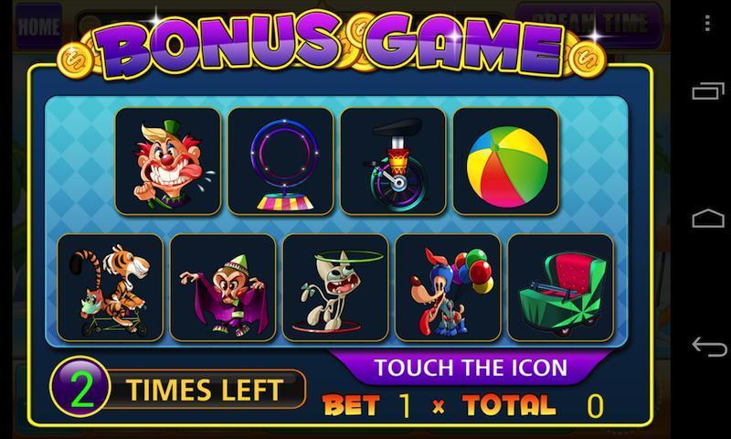 Circus Slots -Slot Machines Vegas Slot Casino Game 1.3.1 Screenshot 2