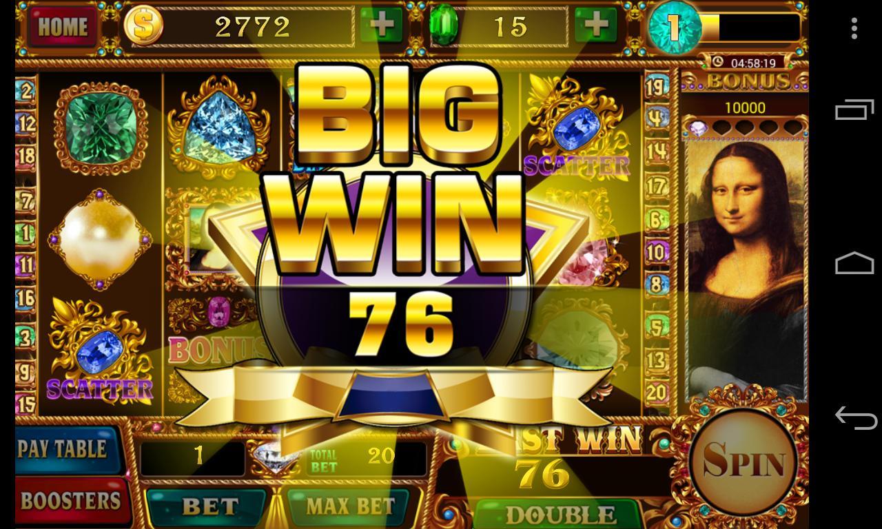 Slot of Diamonds - Free Vegas Casino Slots 1.6.2 Screenshot 1