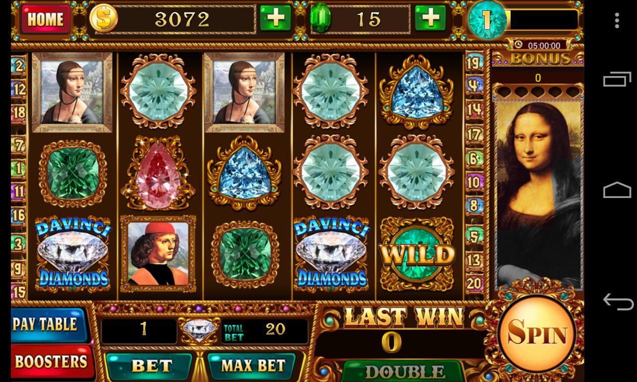 Slot of Diamonds - Free Vegas Casino Slots 1.6.2 Screenshot 10