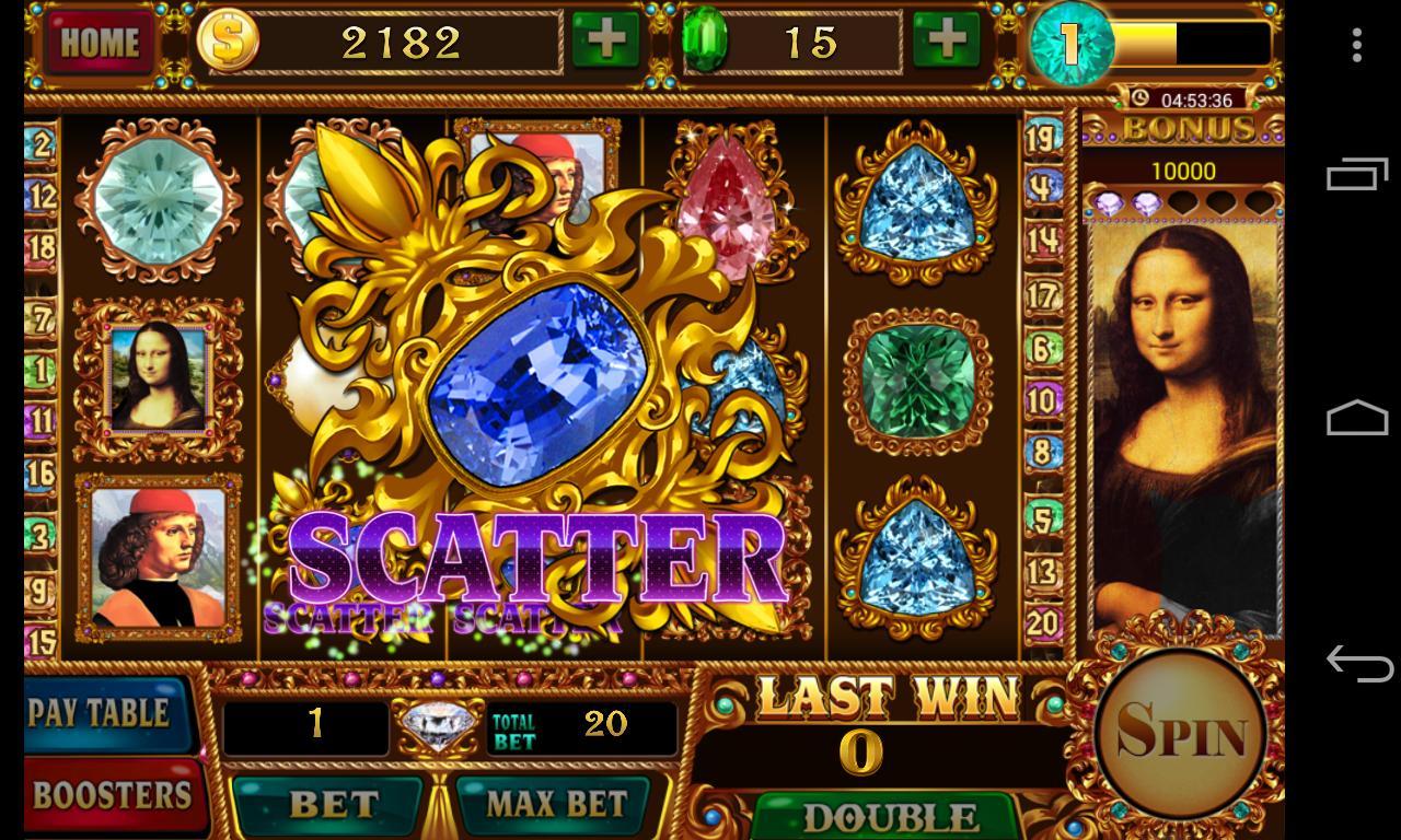 Slot of Diamonds - Free Vegas Casino Slots 1.6.2 Screenshot 2