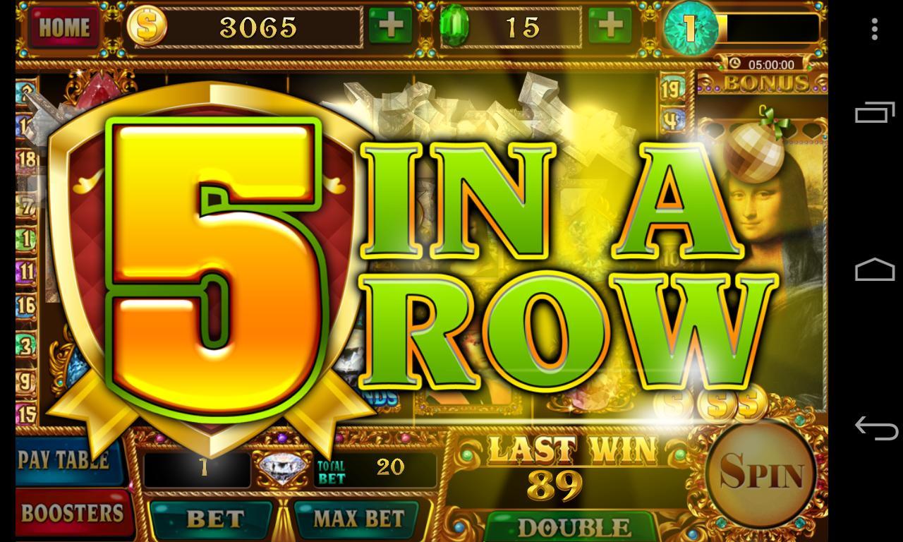 Slot of Diamonds - Free Vegas Casino Slots 1.6.2 Screenshot 3