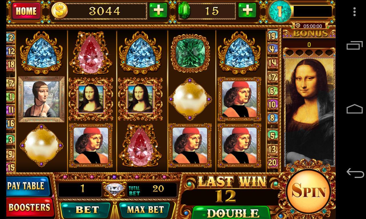Slot of Diamonds - Free Vegas Casino Slots 1.6.2 Screenshot 4