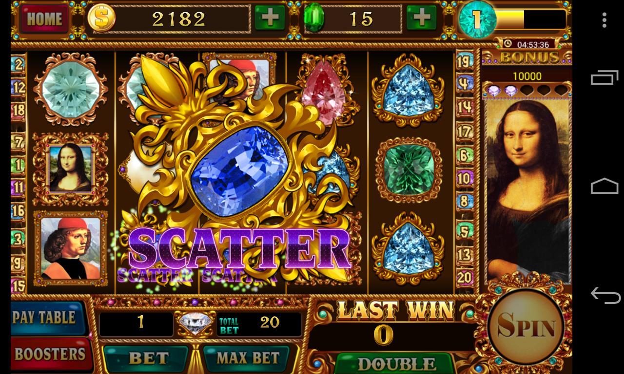 Slot of Diamonds - Free Vegas Casino Slots 1.6.2 Screenshot 7